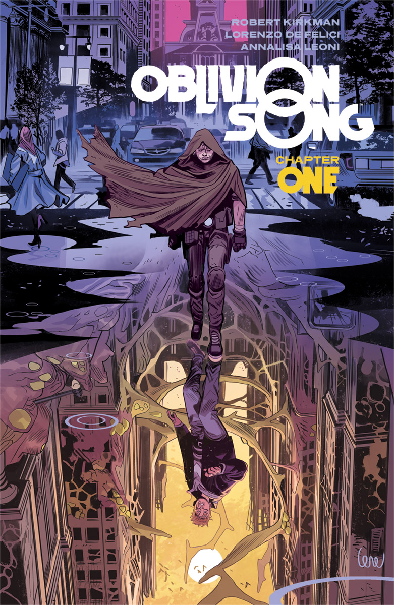 OBLIVION SONG BY KIRKMAN & DE FELICI TP VOL 01 (JUL180159) (