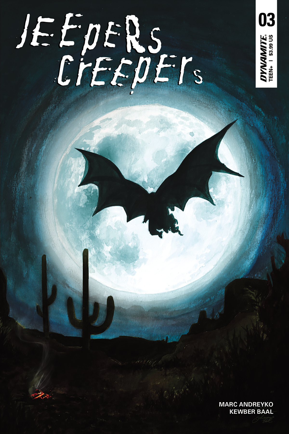 JEEPERS CREEPERS #3 CVR B BAAL