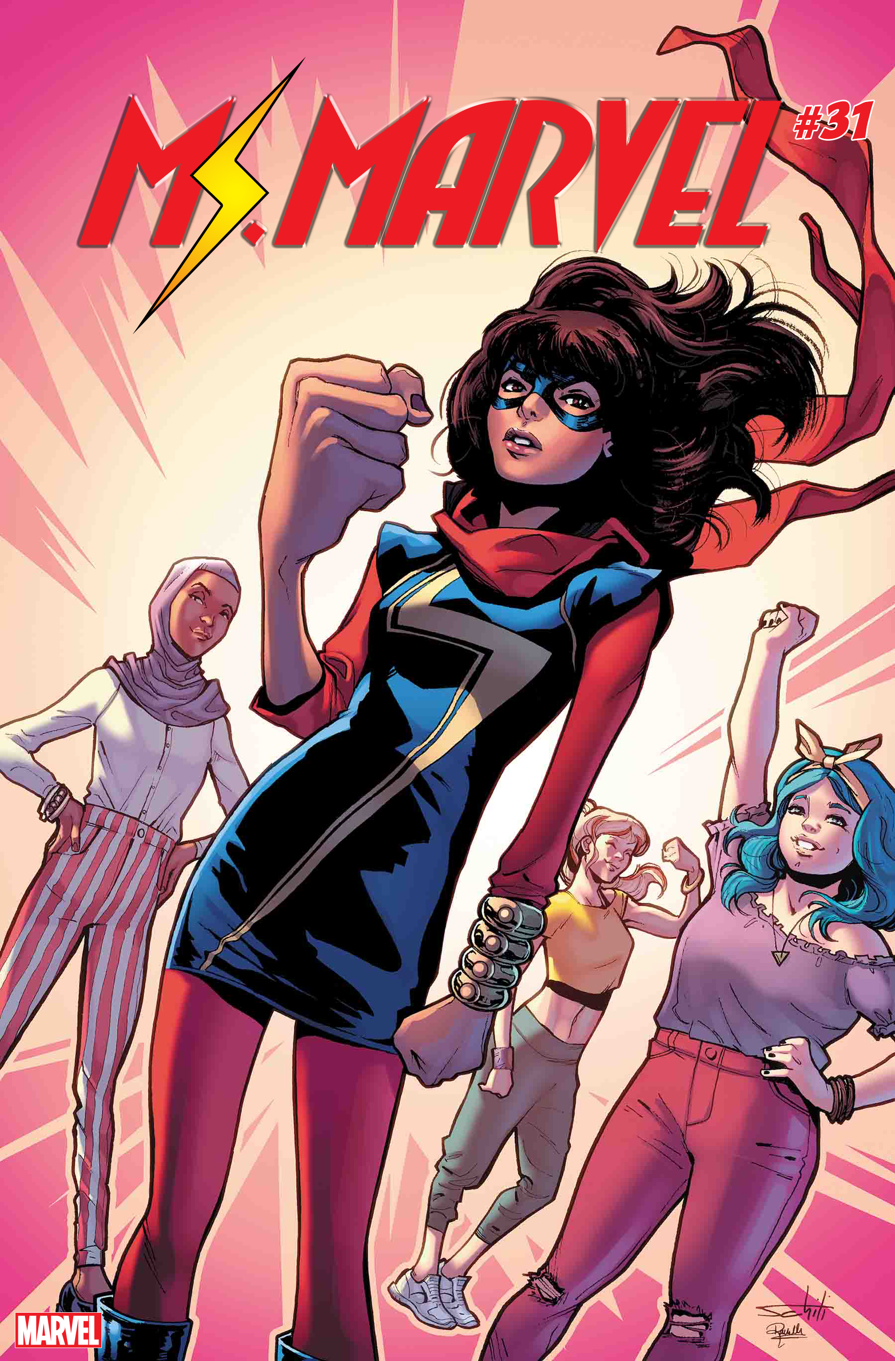 MS MARVEL #31