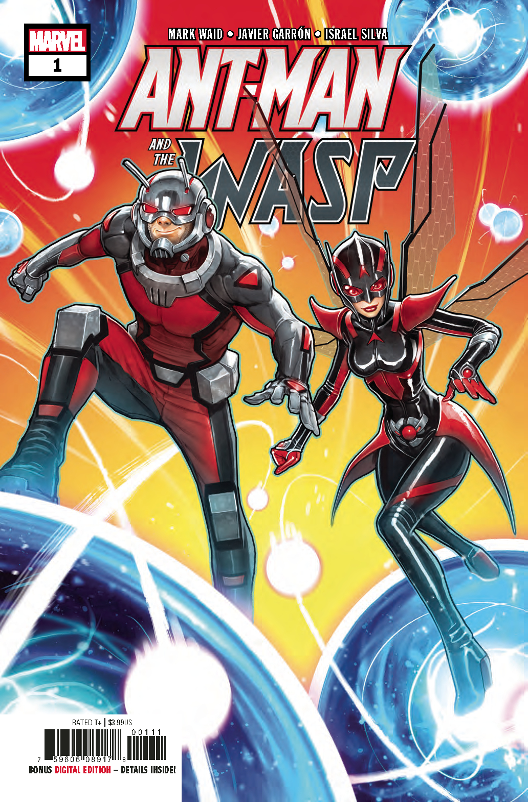 ANT-MAN AND THE WASP #1 (OF 5)