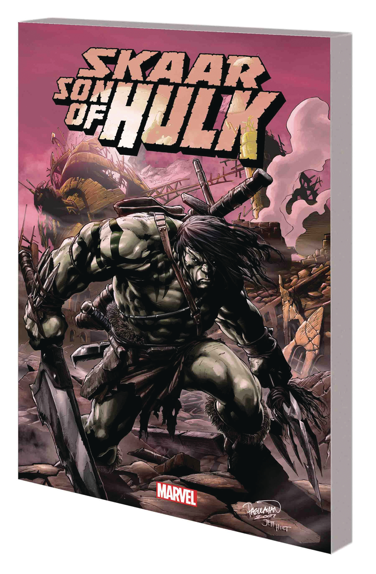 SKAAR SON OF HULK TP COMPLETE COLLECTION