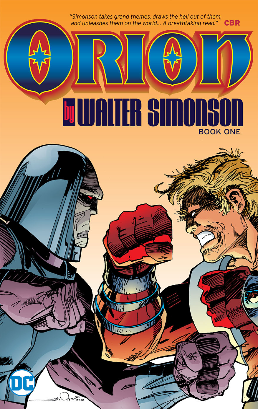ORION BY WALTER SIMONSON TP BOOK 01 (APR180275)