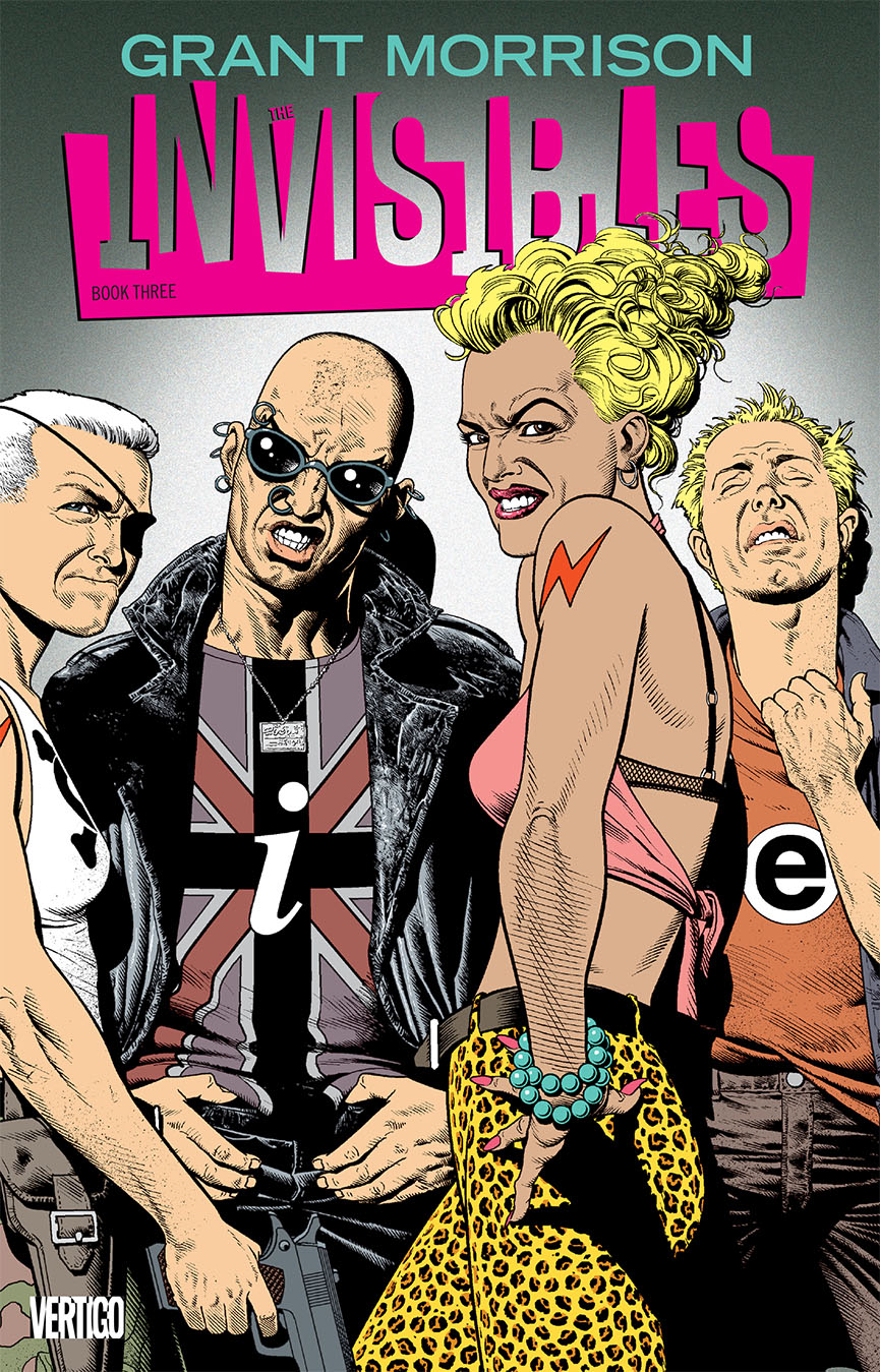 INVISIBLES TP BOOK 03 (MR)
