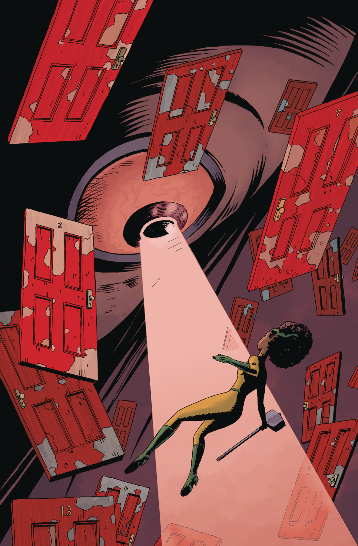 BLACK HAMMER AGE OF DOOM #3 MAIN CVR