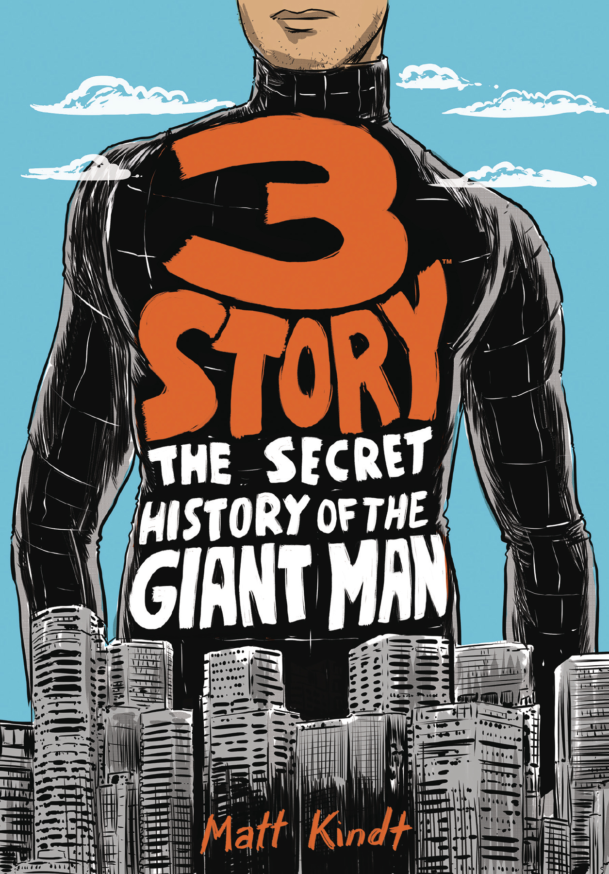 3 STORY SECRET HISTORY OF GIANT MAN EXPANDED GN (APR180049)