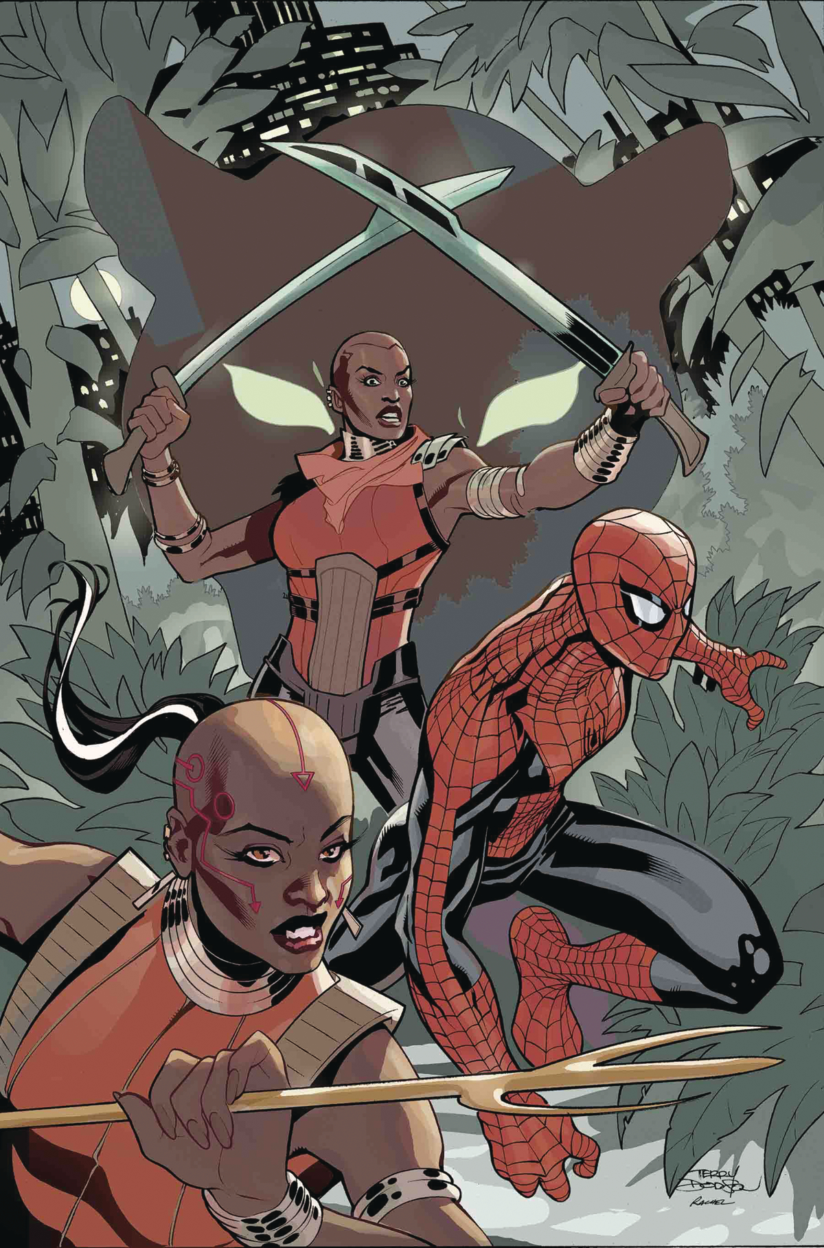 WAKANDA FOREVER AMAZING SPIDER-MAN #1 (OF 3)