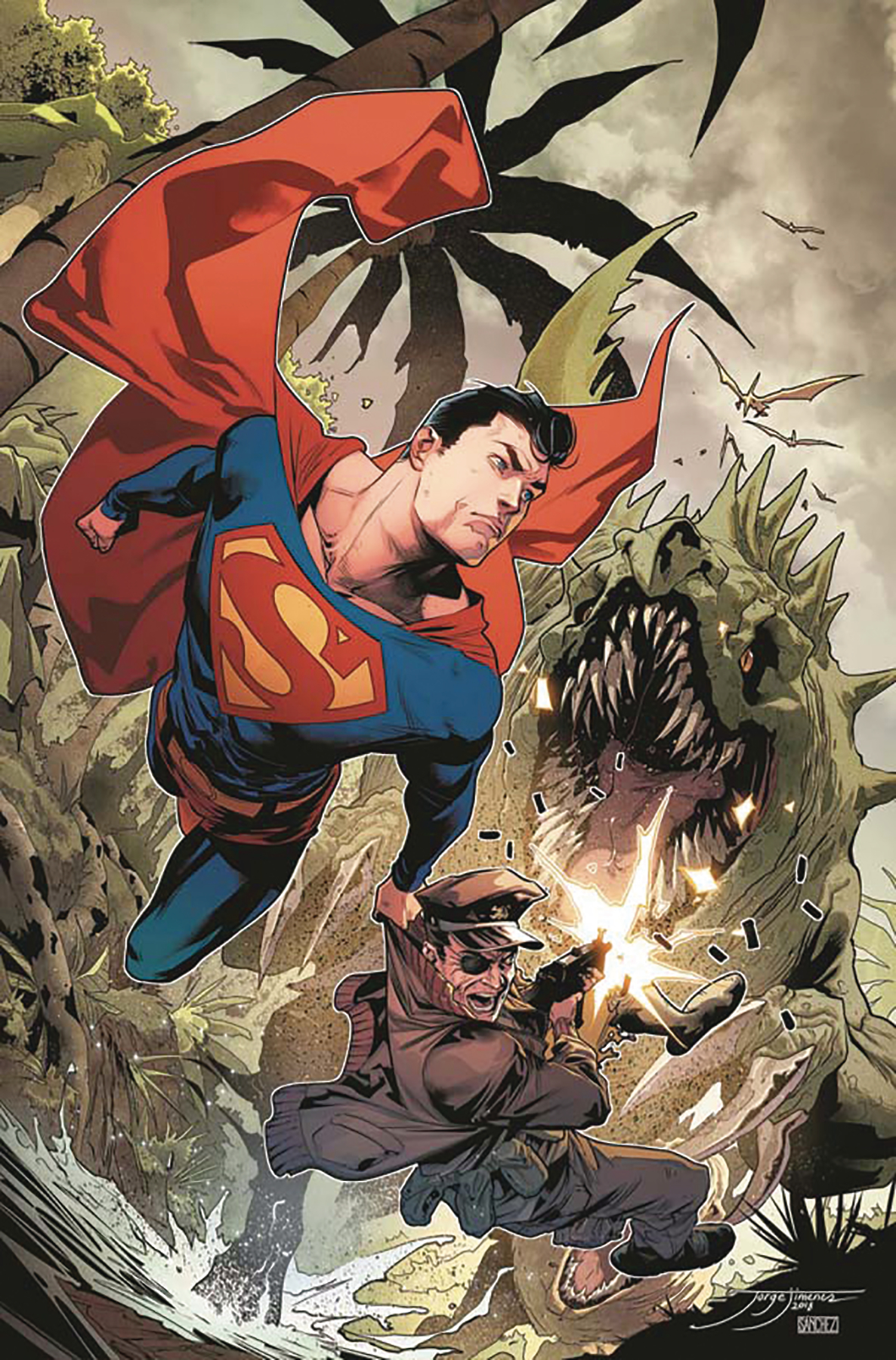 DF SUPERMAN SPECIAL #1 SGN RUSSELL