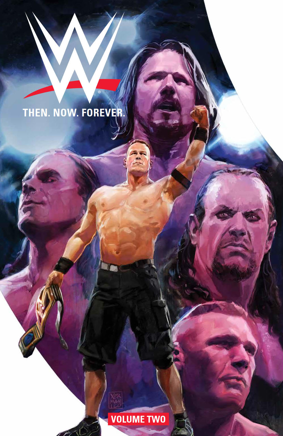 WWE THEN NOW FOREVER TP VOL 02