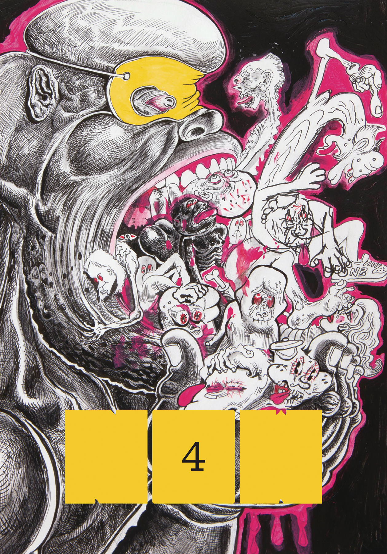NOW #4 NEW COMICS ANTHOLOGY