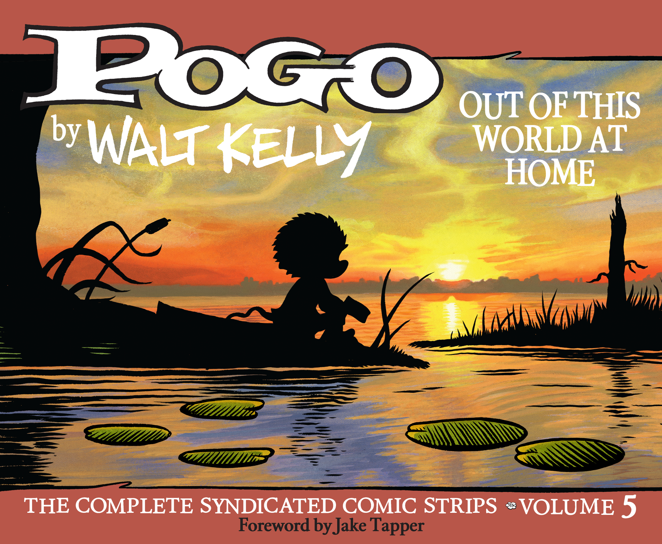 POGO COMP SYNDICATED STRIPS HC VOL 05 OUT WORLD HOME