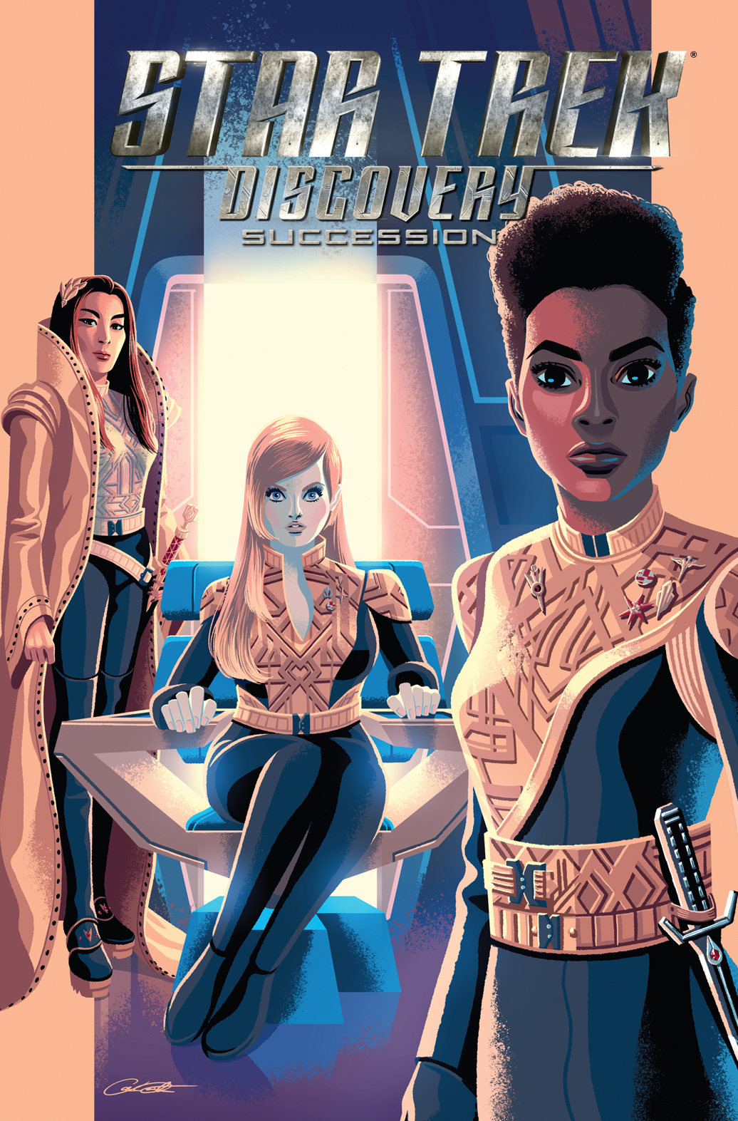 STAR TREK DISCOVERY SUCCESSION TP
