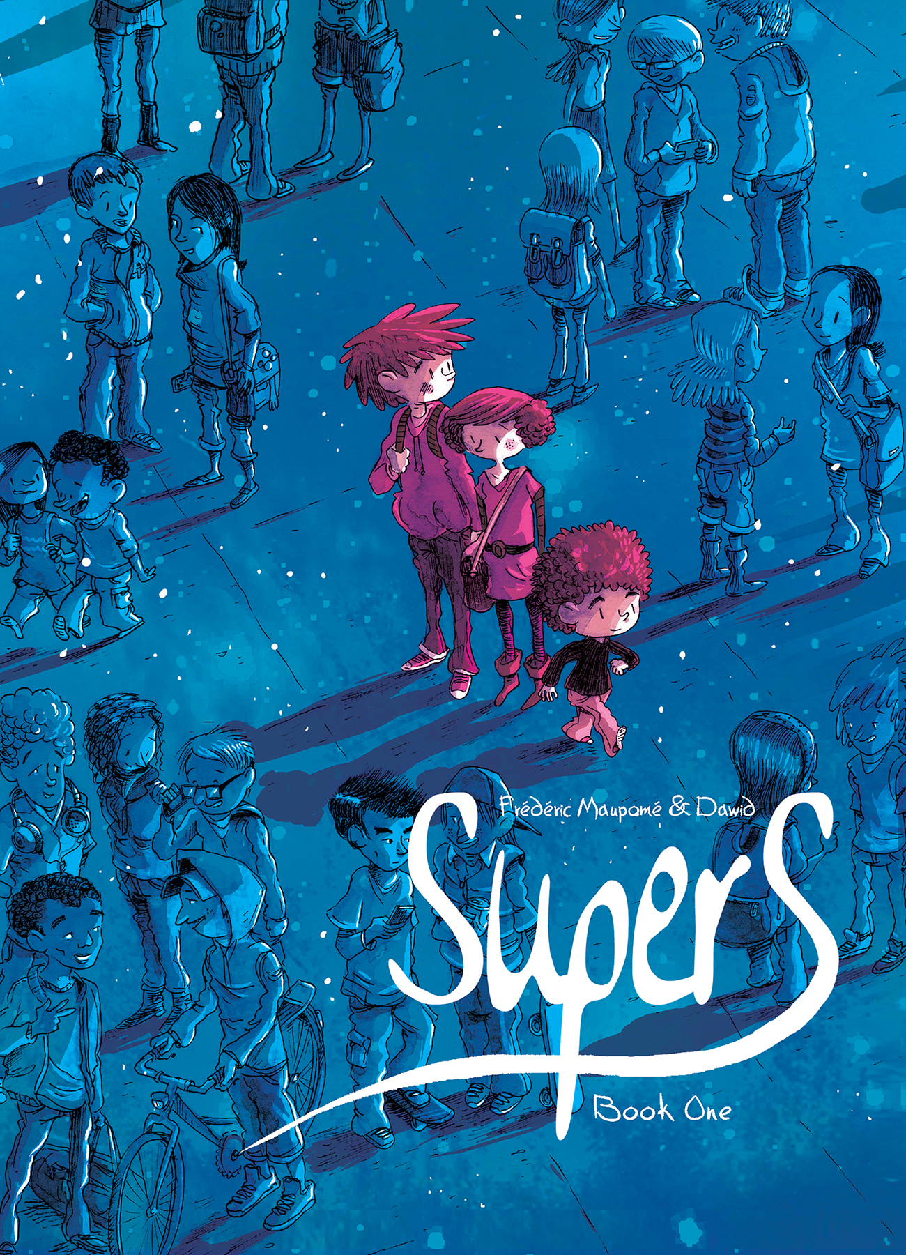 SUPERS TP VOL 01