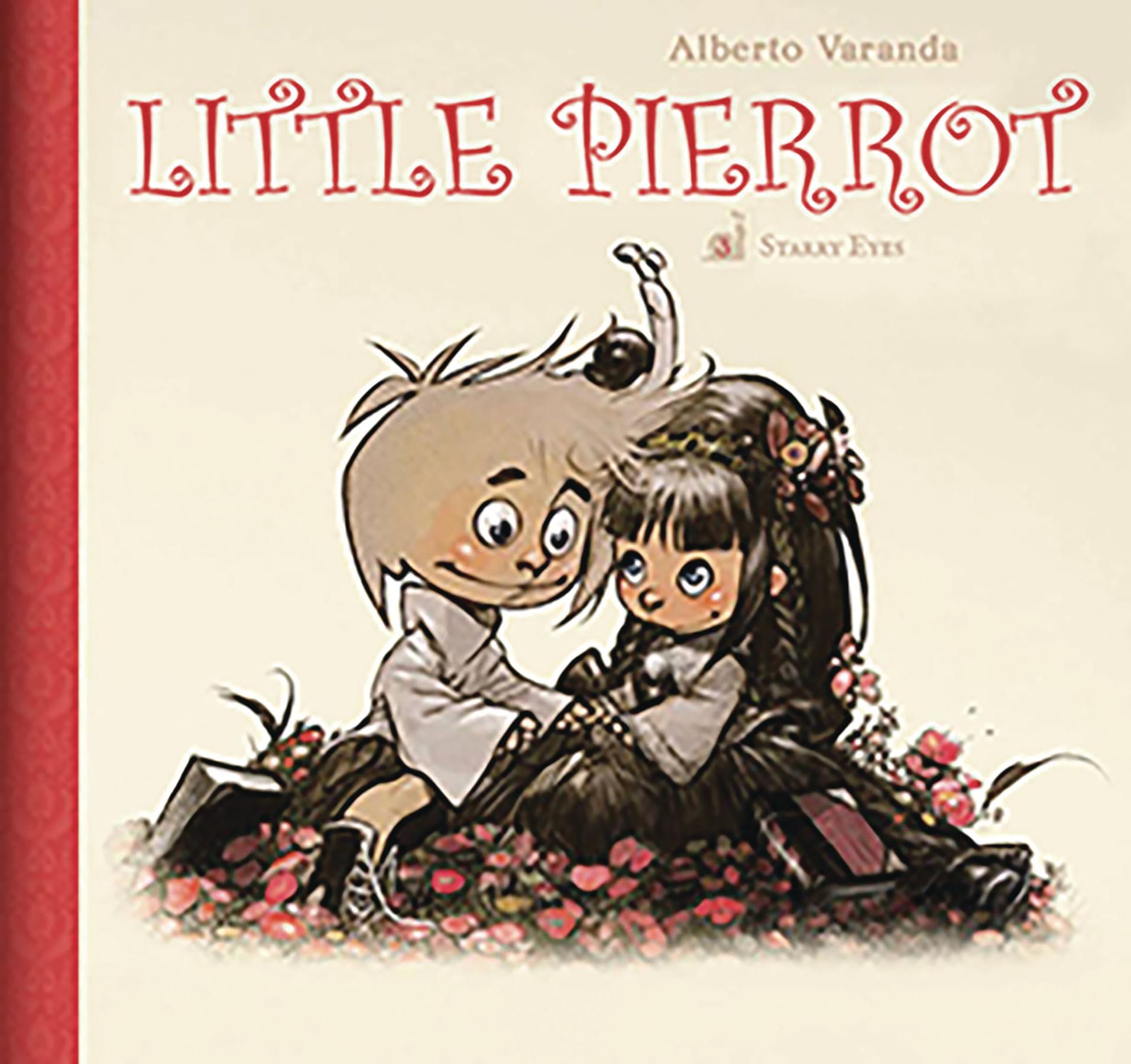 LITTLE PIERROT HC VOL 03