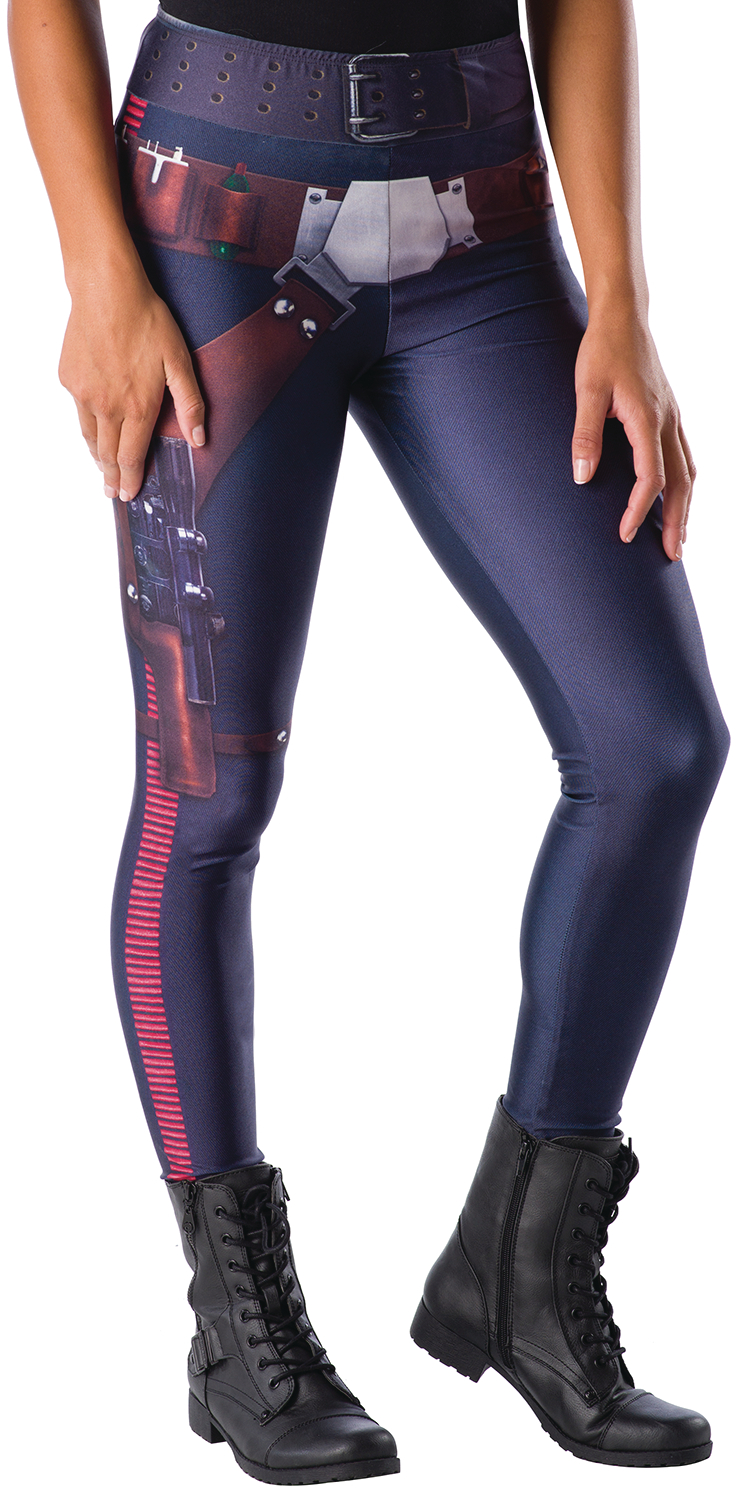 HAN SOLO ADULT LEGGINGS
