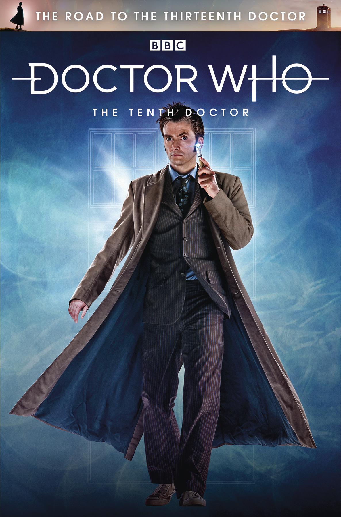 DOCTOR WHO ROAD TO 13TH DR 10TH DR SPECIAL #1 CVR B PHOTO