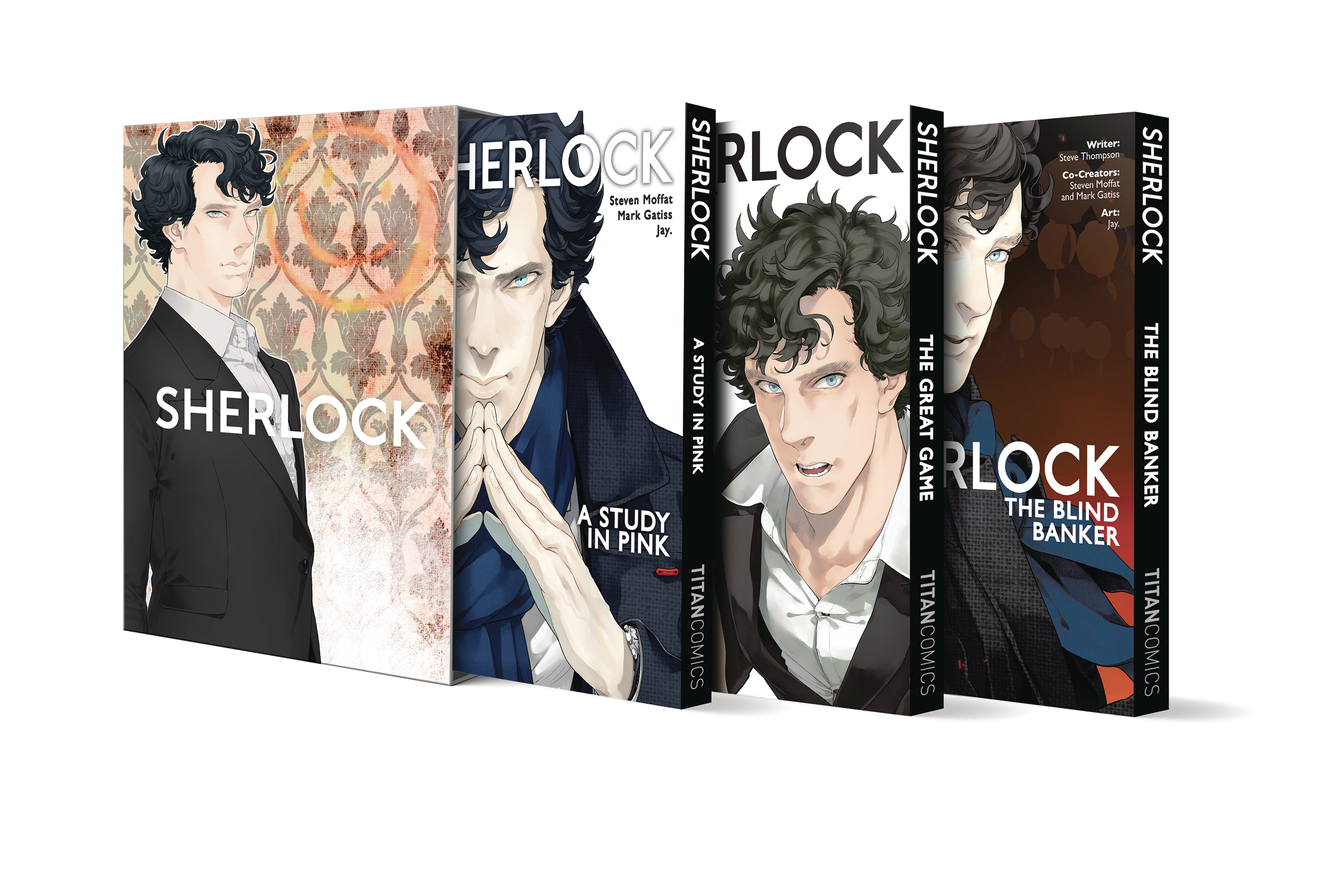 SHERLOCK SEASON ONE BOX SET