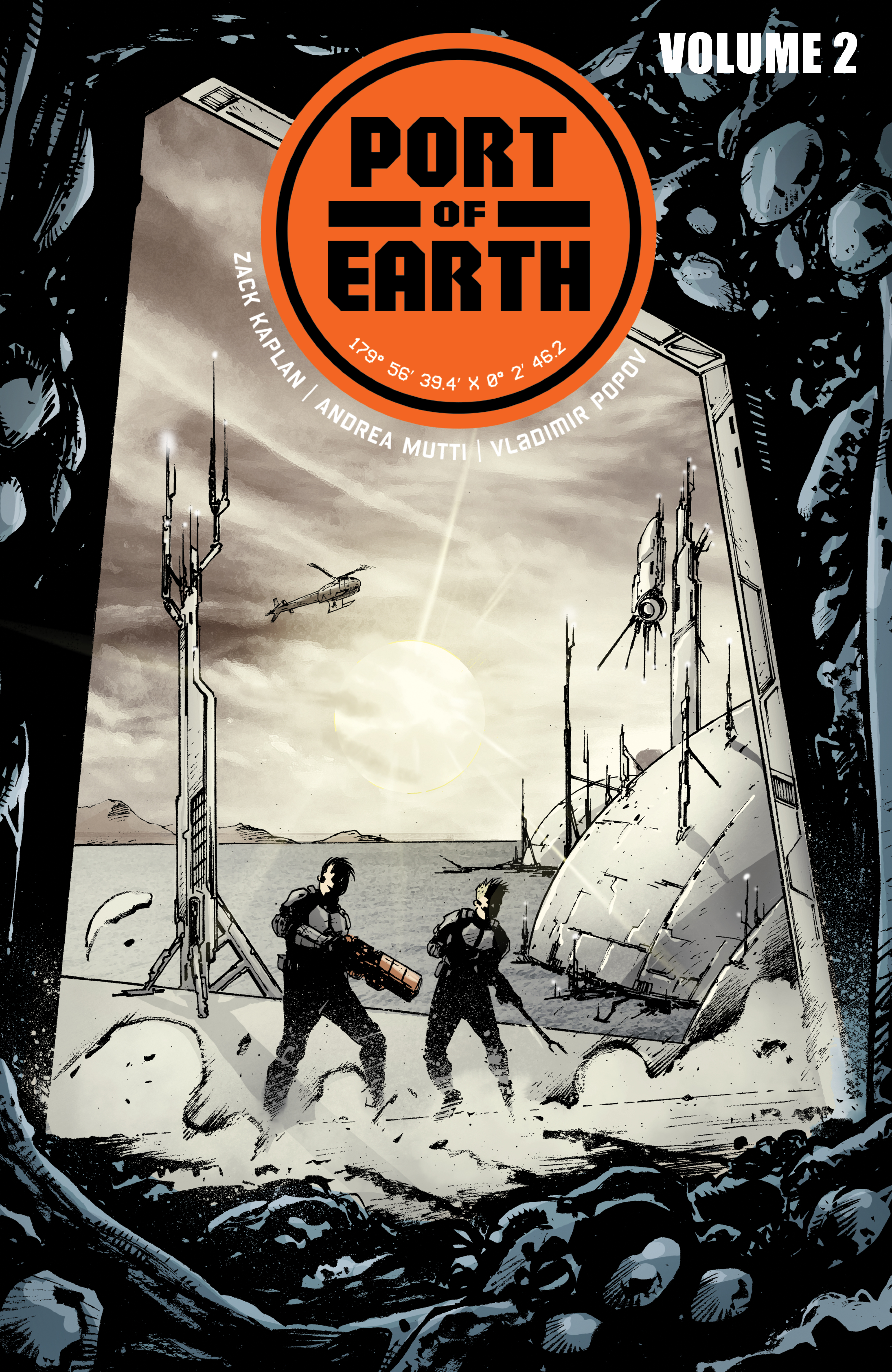 PORT OF EARTH TP VOL 02