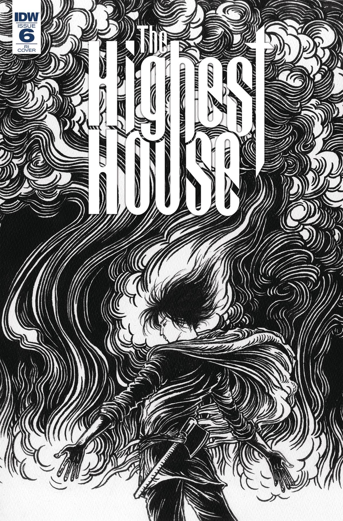 HIGHEST HOUSE #6 10 COPY INCV SHIMIZU