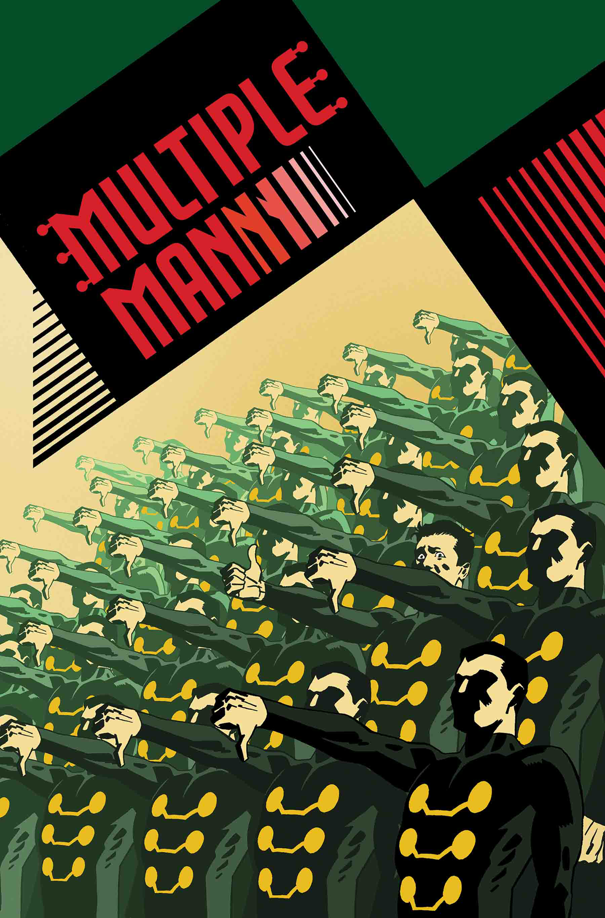 MULTIPLE MAN #2 (OF 5)