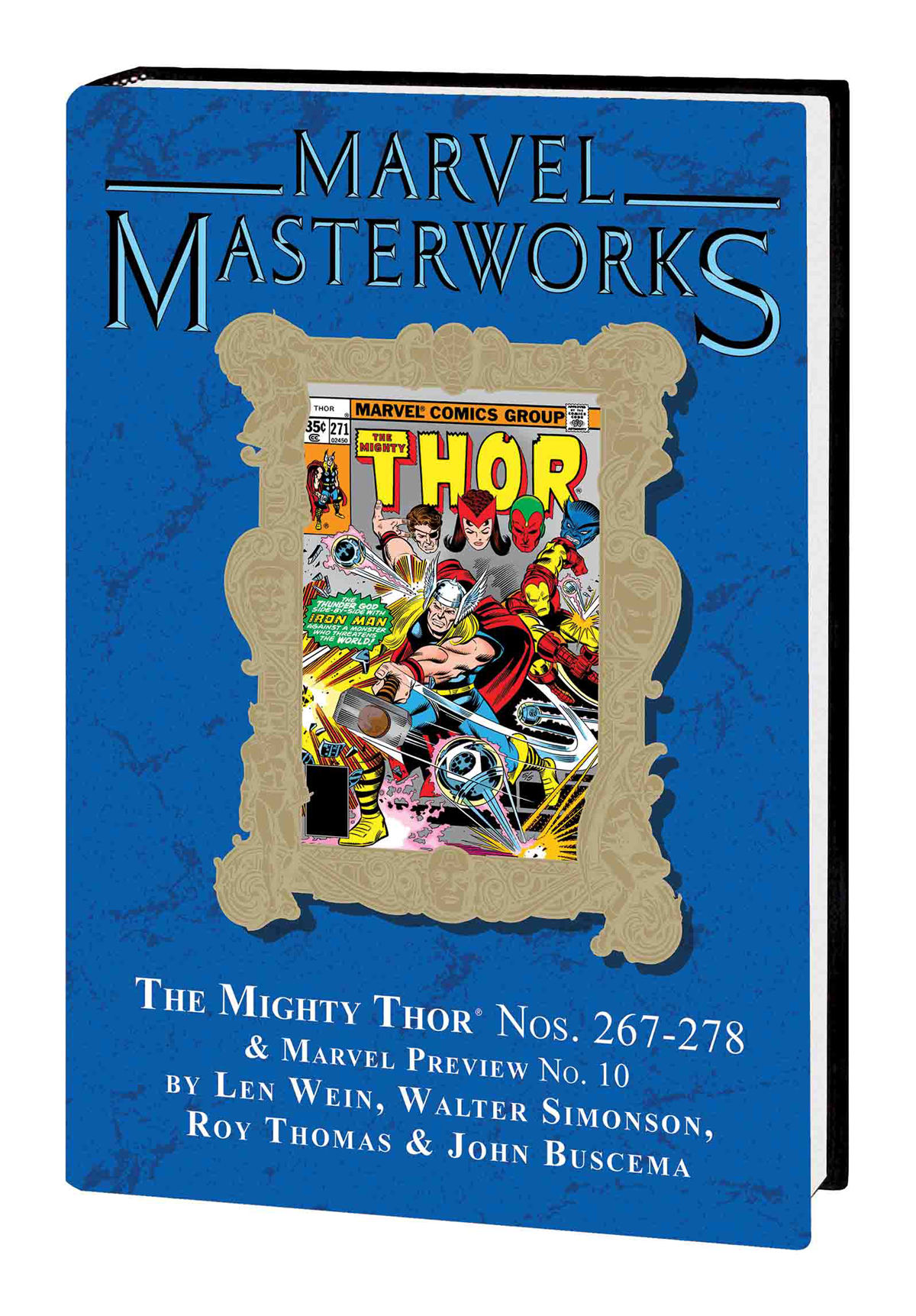 MMW MIGHTY THOR HC VOL 17 DM VAR 267