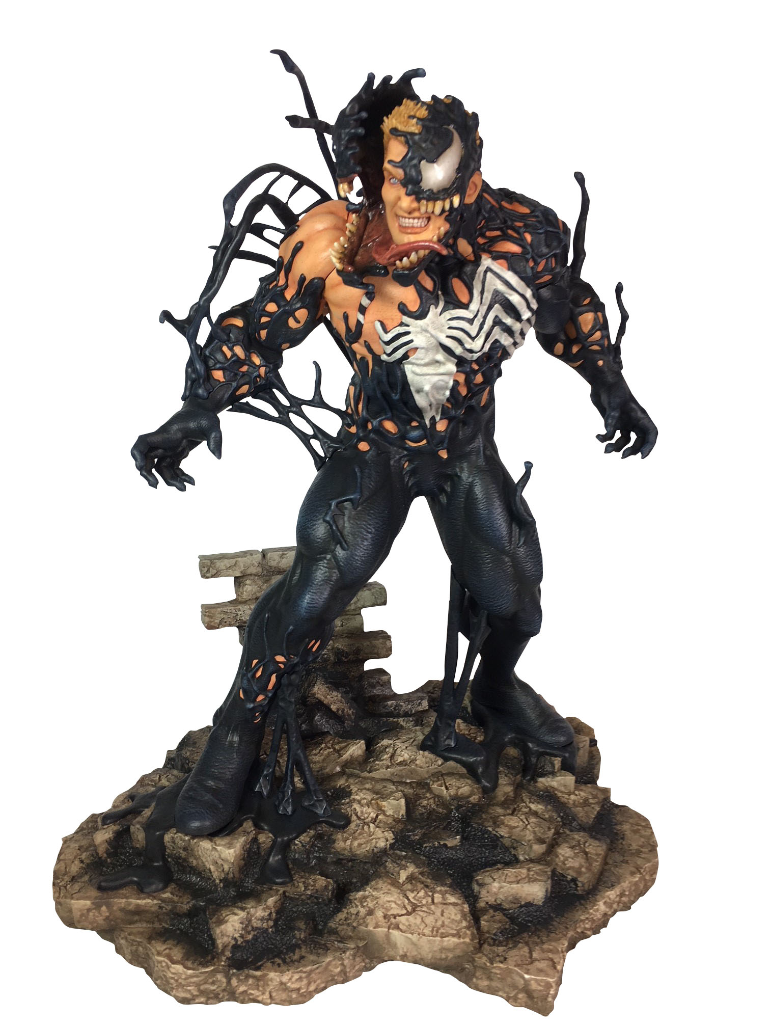 MARVEL GALLERY VENOM COMIC PVC FIGURE