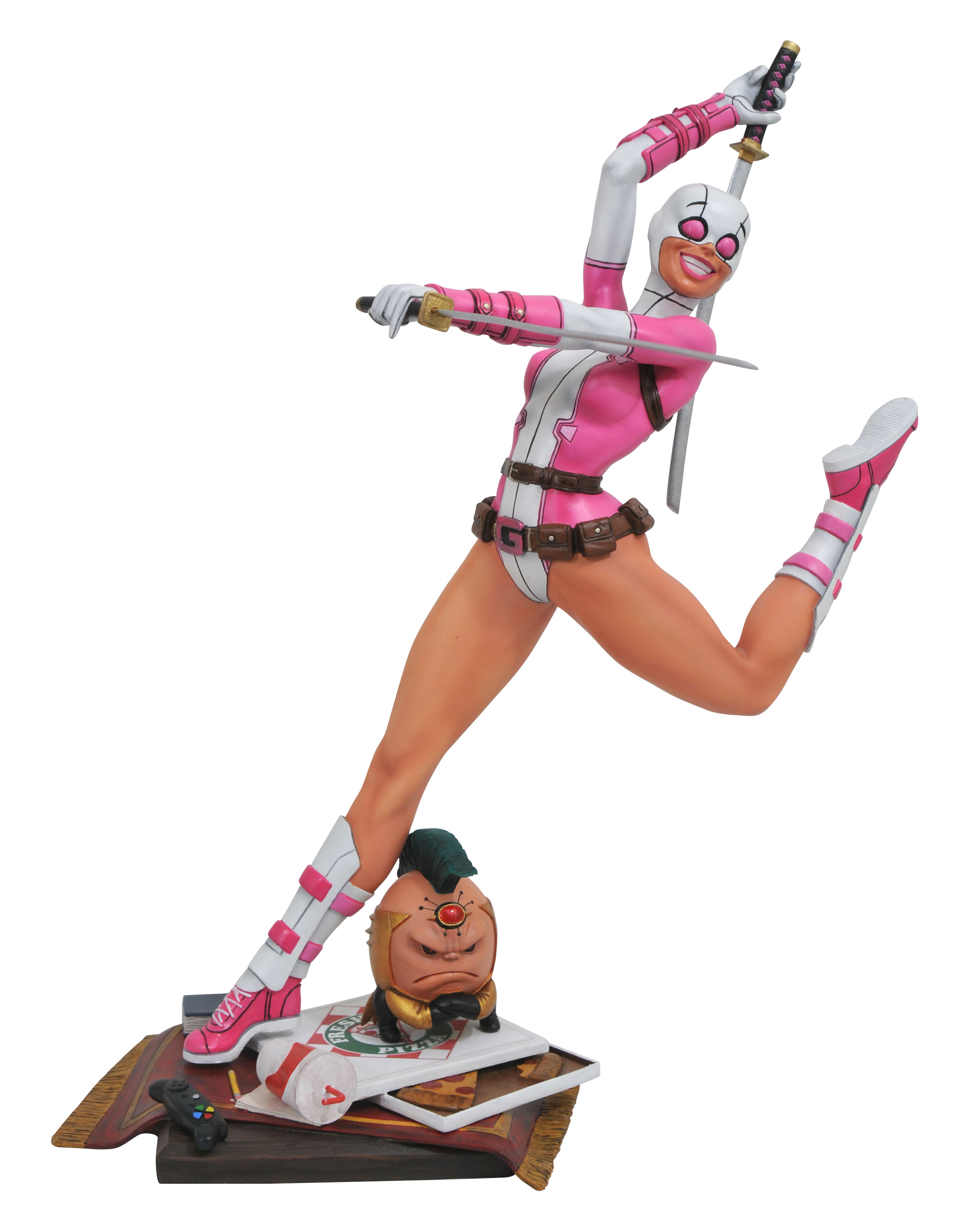 MARVEL PREMIERE GWENPOOL STATUE