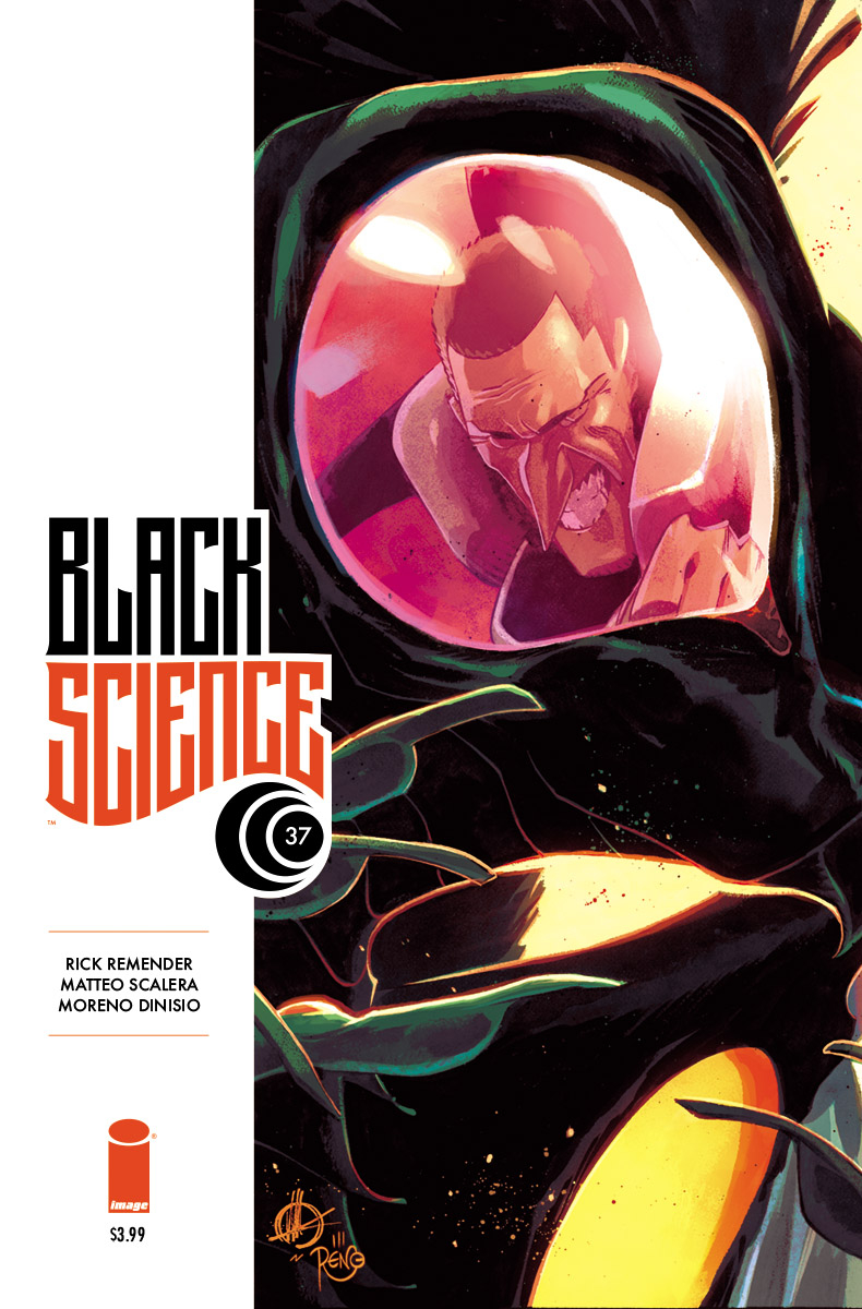 BLACK SCIENCE #37 CVR A SCALERA & DINISIO (MR)