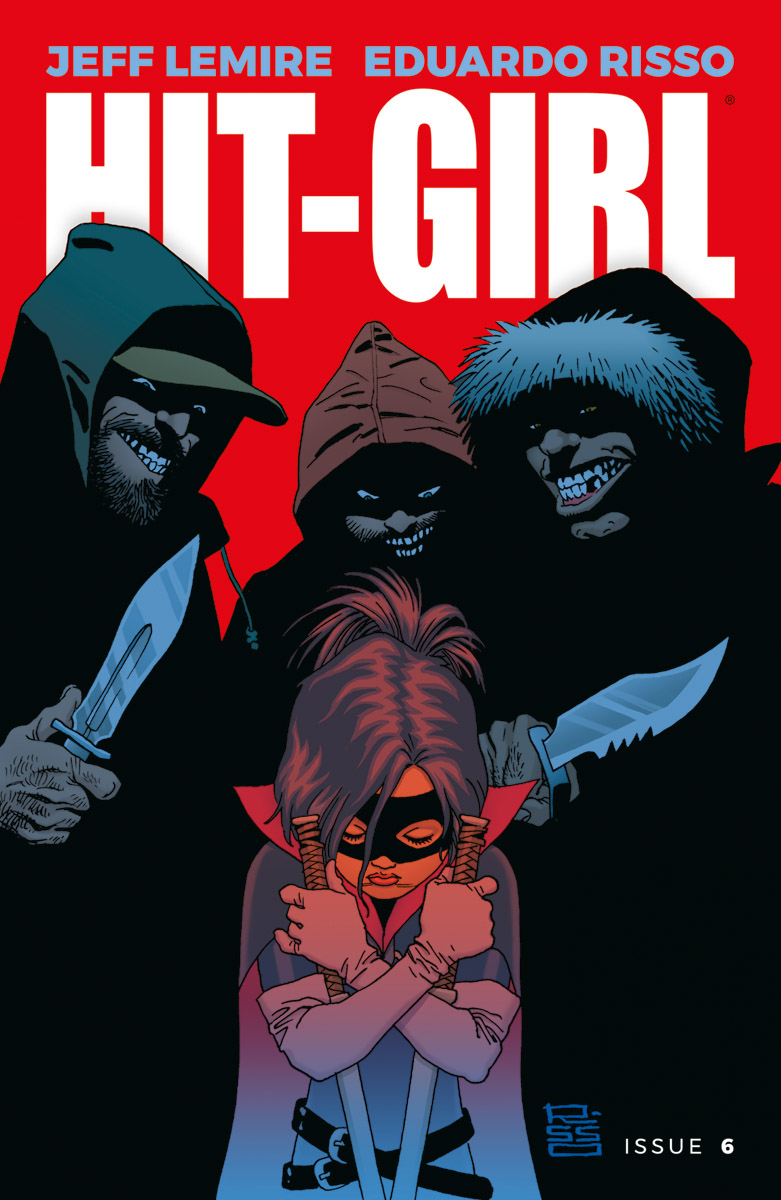 HIT-GIRL #6 CVR A RISSO (MR)