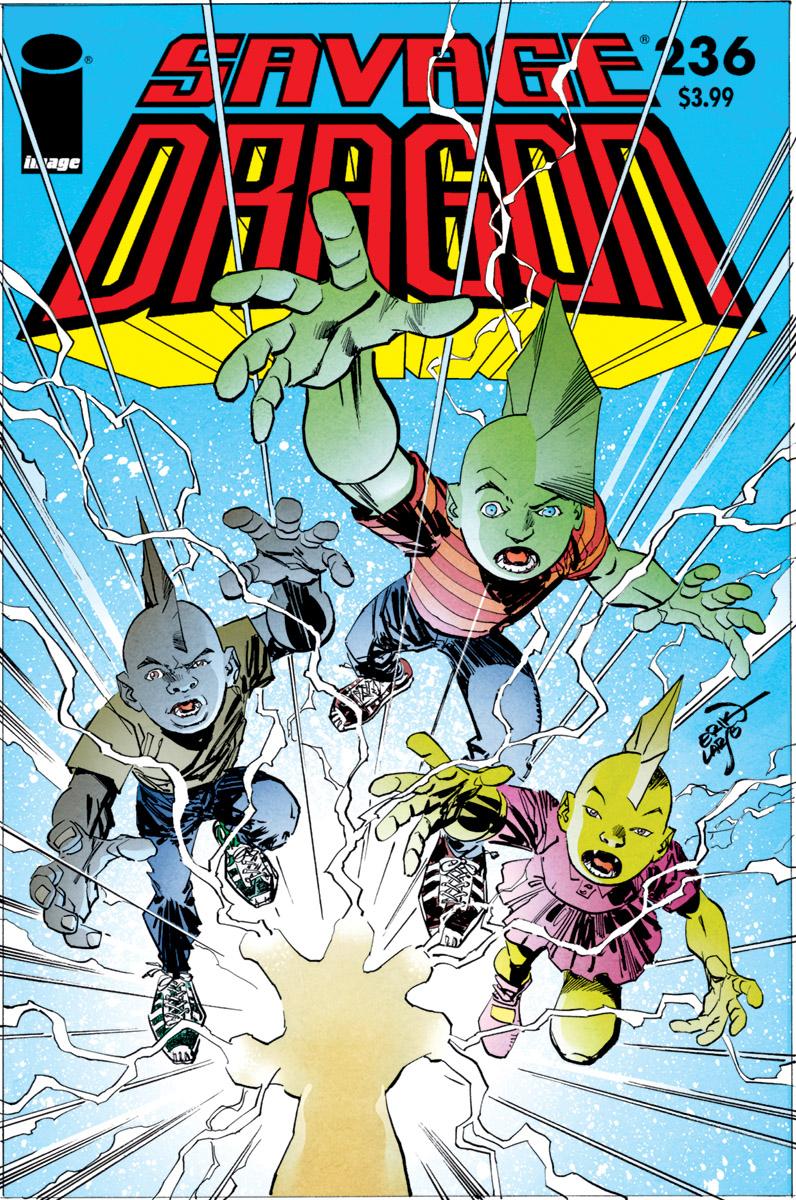 SAVAGE DRAGON #236