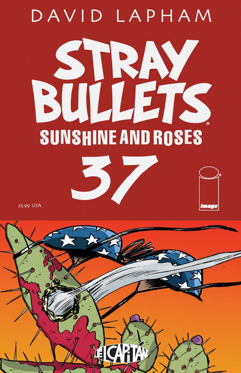 STRAY BULLETS SUNSHINE & ROSES #37