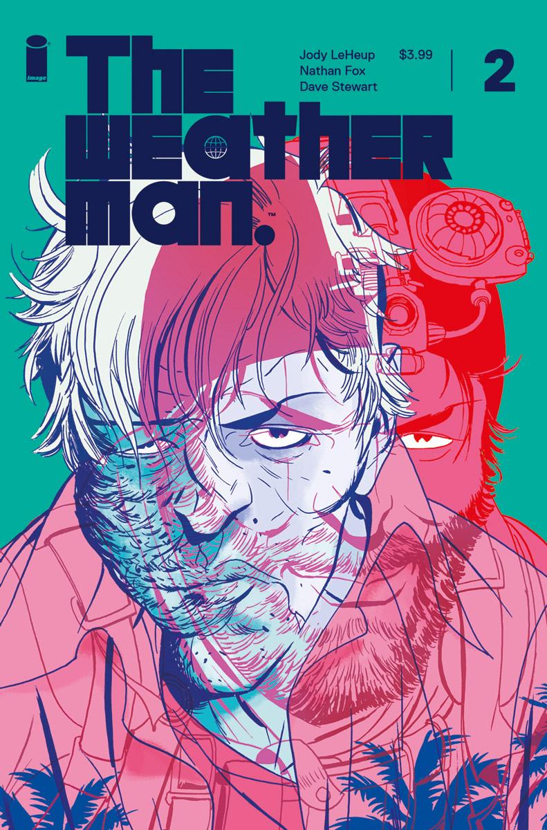WEATHERMAN #2 CVR B MARTIN