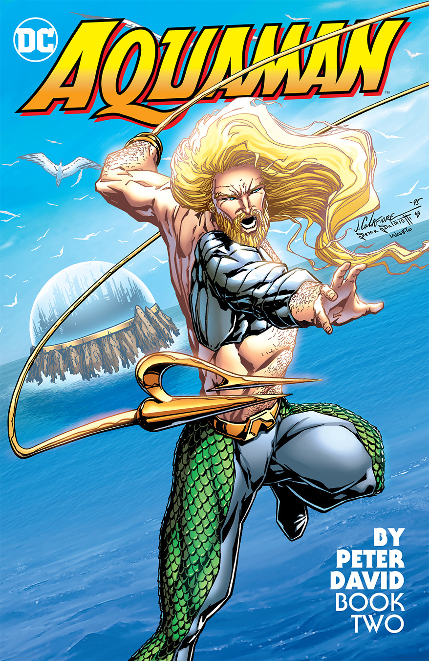 AQUAMAN BY PETER DAVID TP BOOK 02