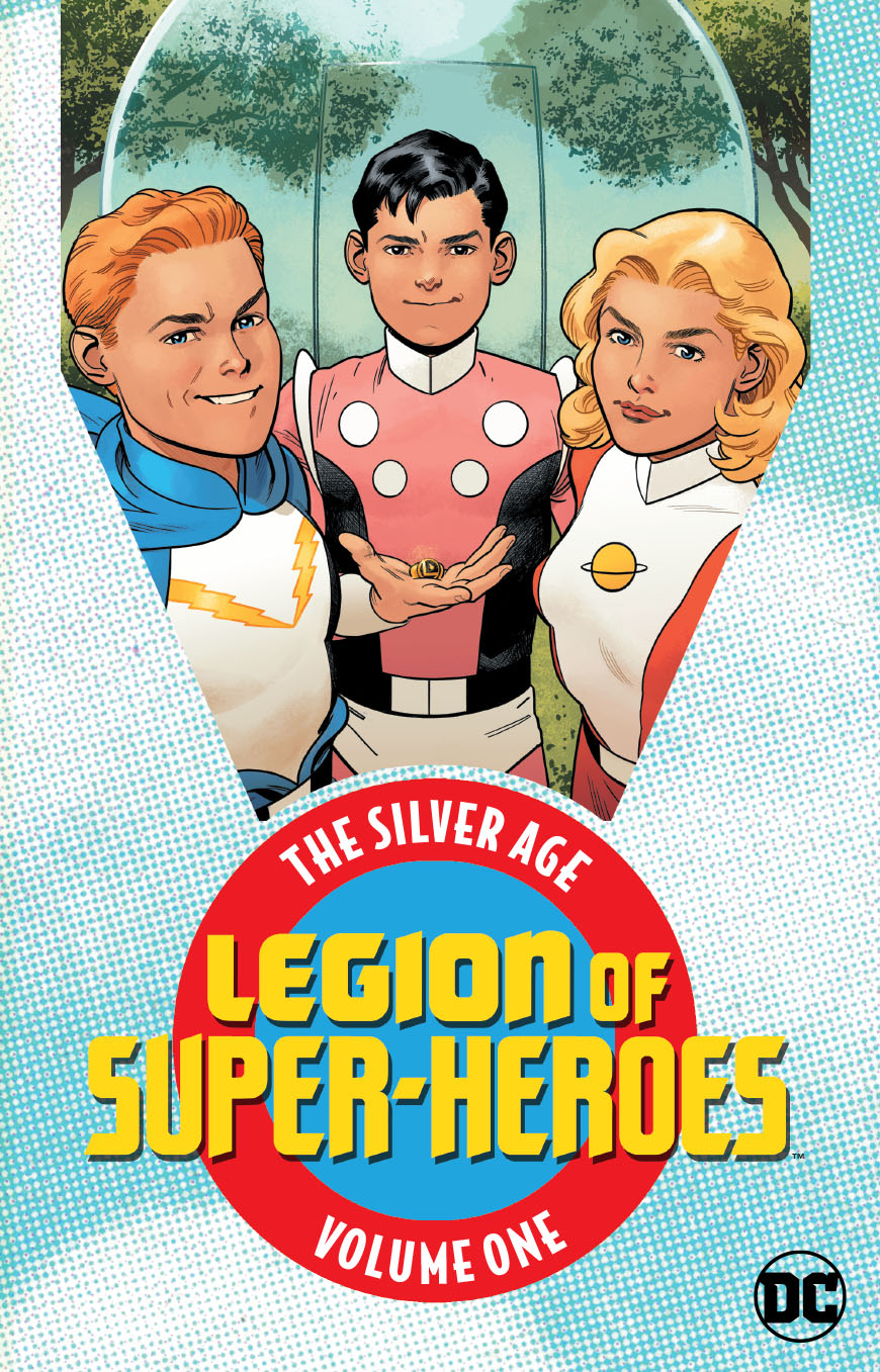 LEGION OF SUPER HEROES THE SILVER AGE TP VOL 01 (MAY180586)