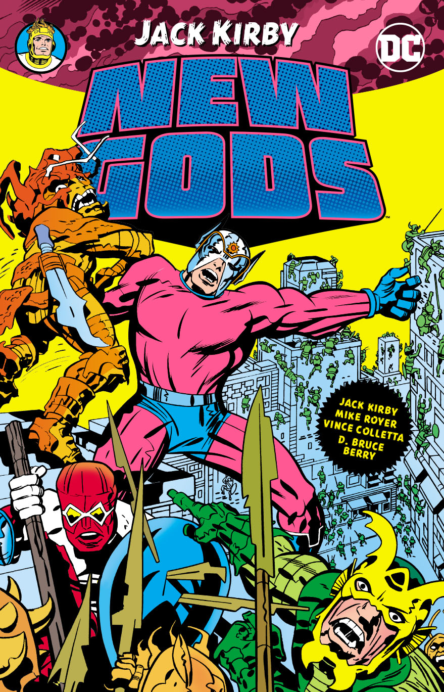 NEW GODS BY JACK KIRBY TP (MAY180587)