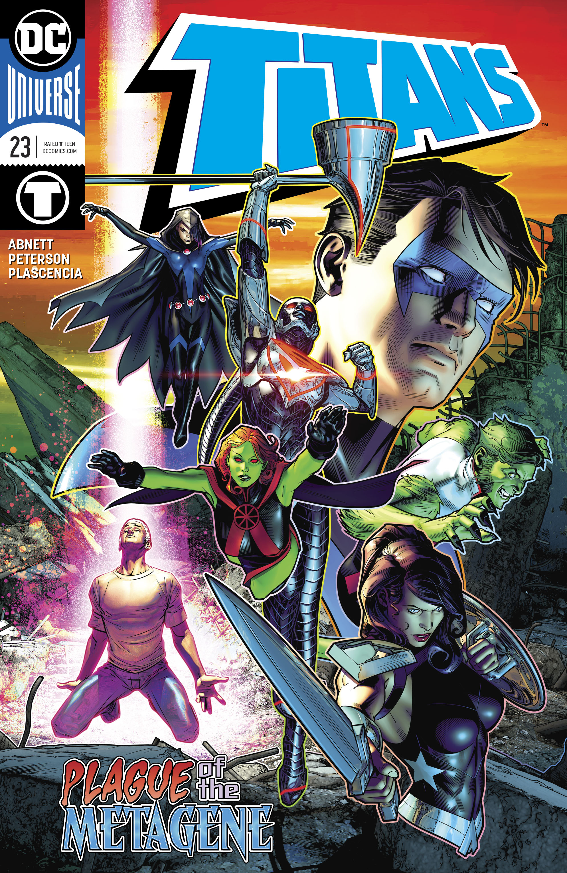 TITANS #23