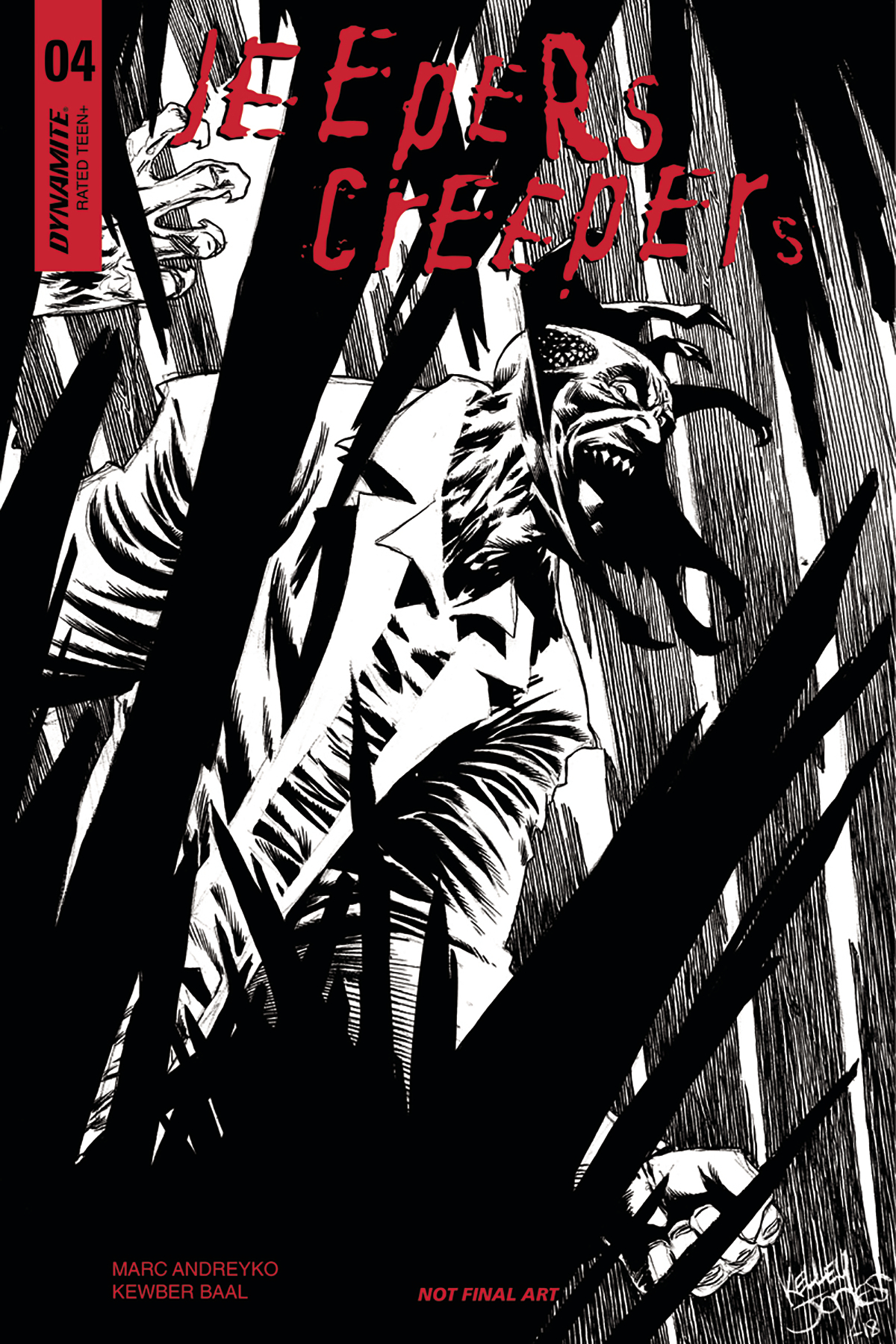 MAY181086 - JEEPERS CREEPERS #4 CVR C JONES - Previews World