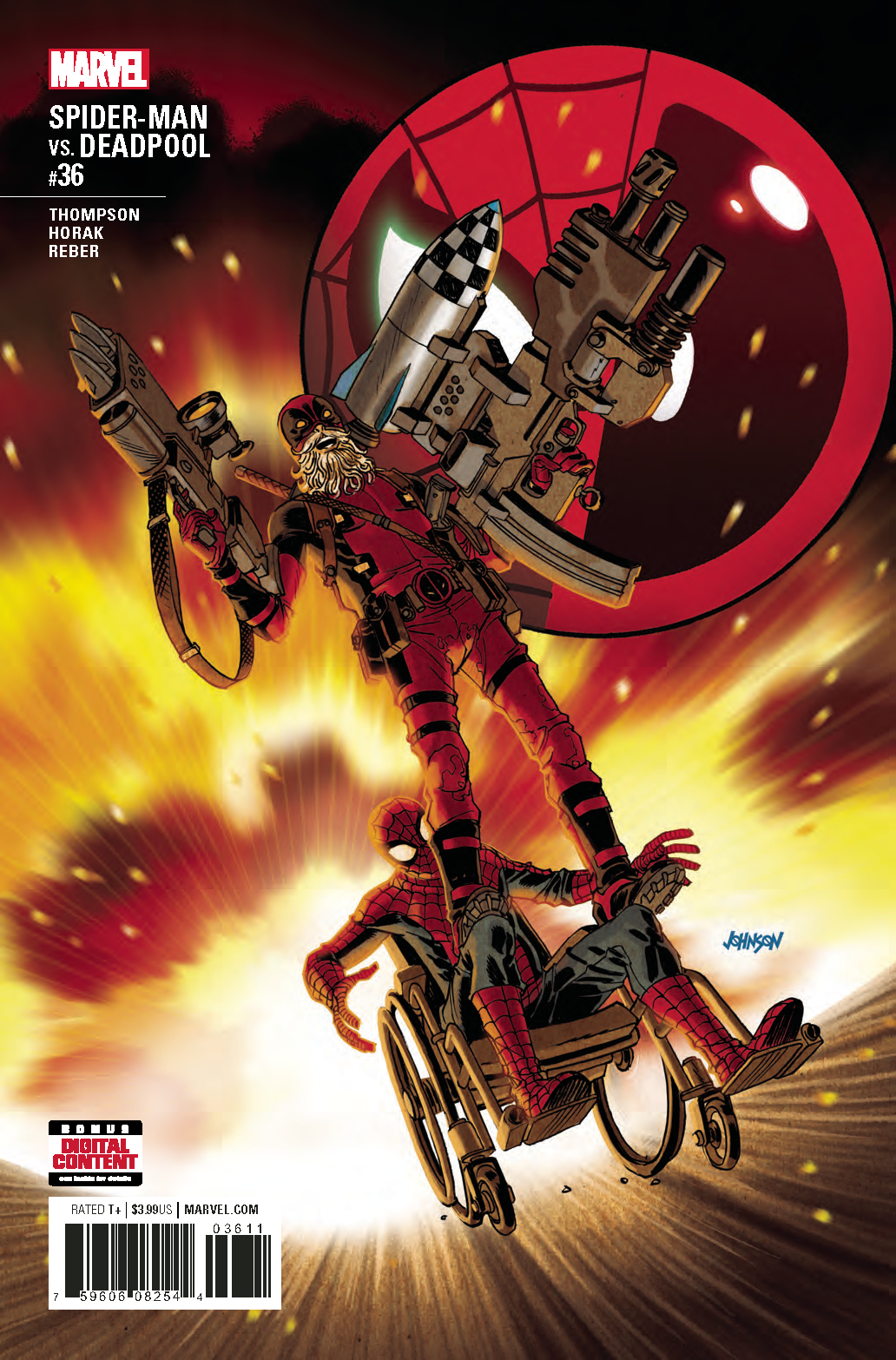 SPIDER-MAN DEADPOOL #36