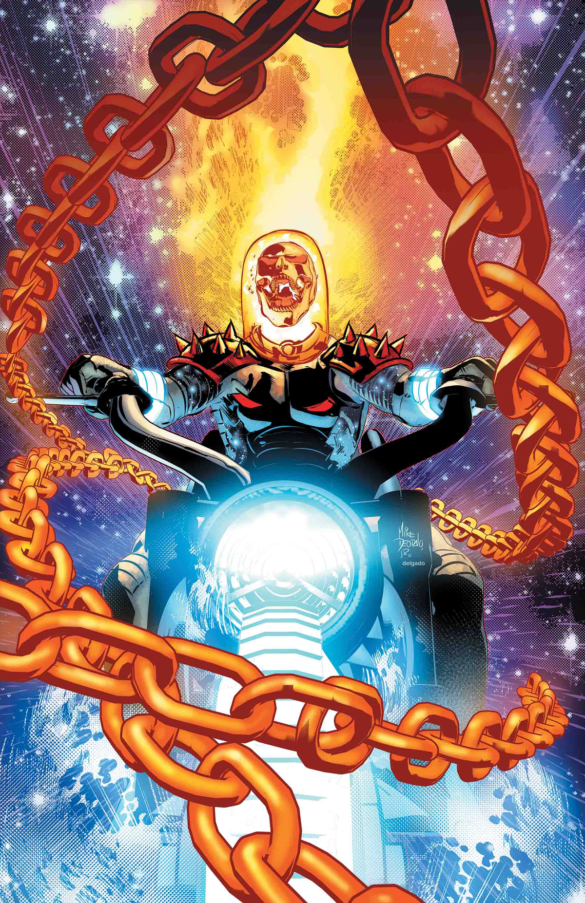 COSMIC GHOST RIDER #1 (OF 5) DEODATO VAR