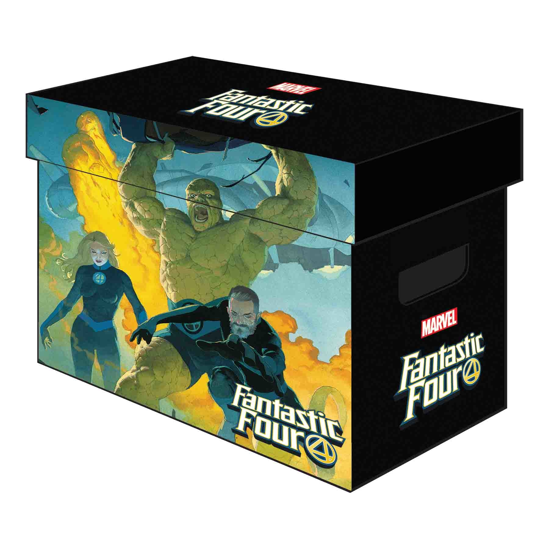 MARVEL GRAPHIC COMIC BOXES FANTASTIC FOUR (BUNDLE OF 5) (NET