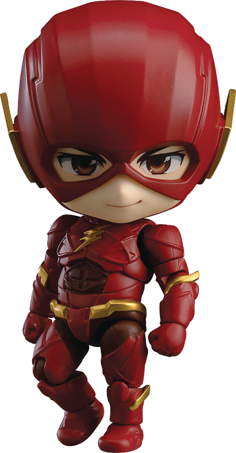 JUSTICE LEAGUE FLASH NENDOROID AF