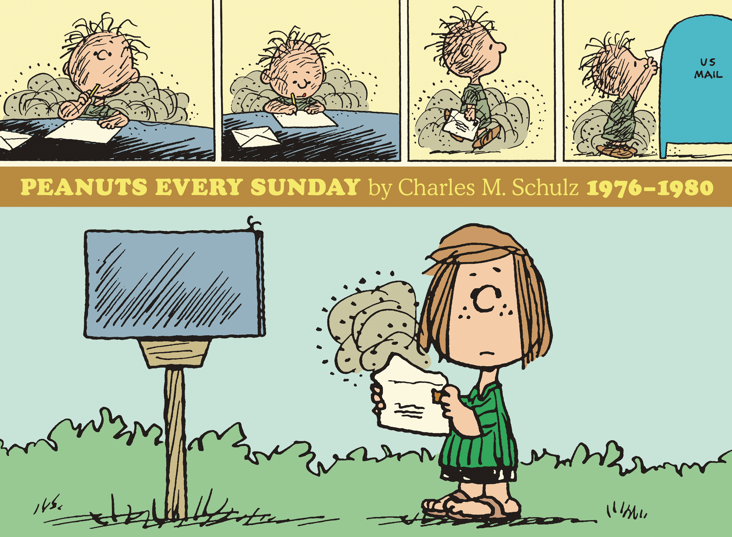 PEANUTS EVERY SUNDAY HC VOL 06 1976-1980
