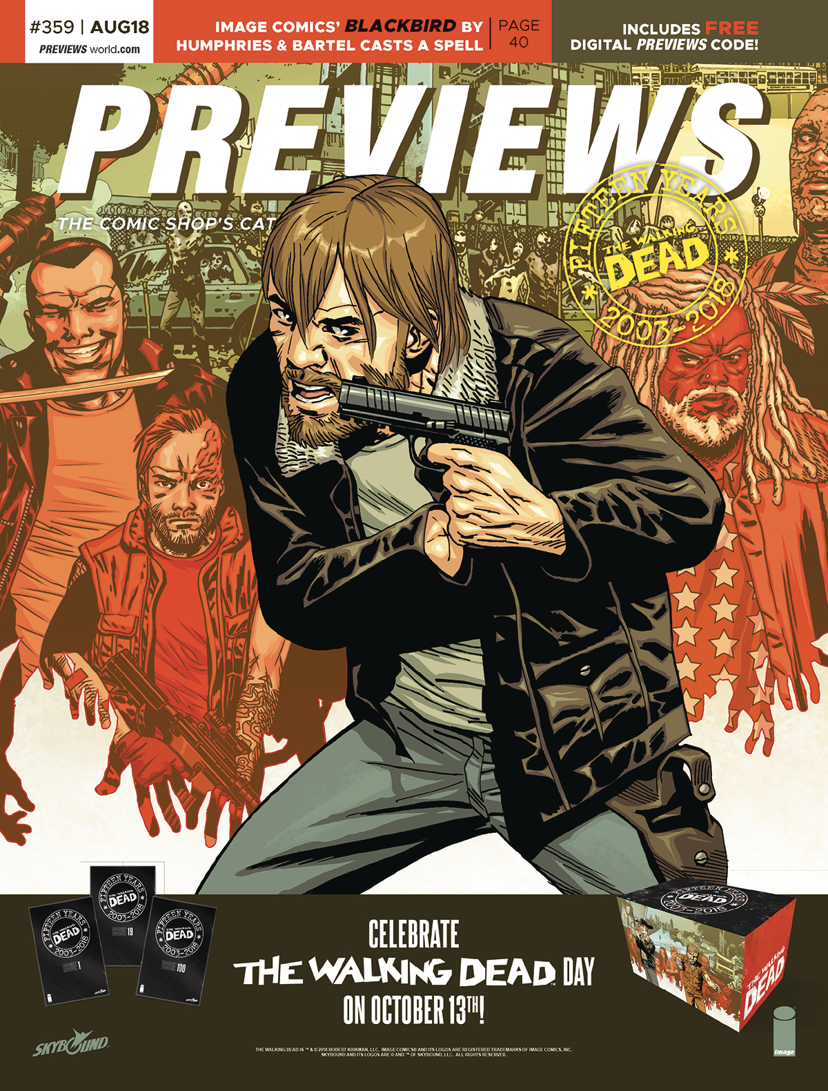 PREVIEWS #359 AUGUST 2018