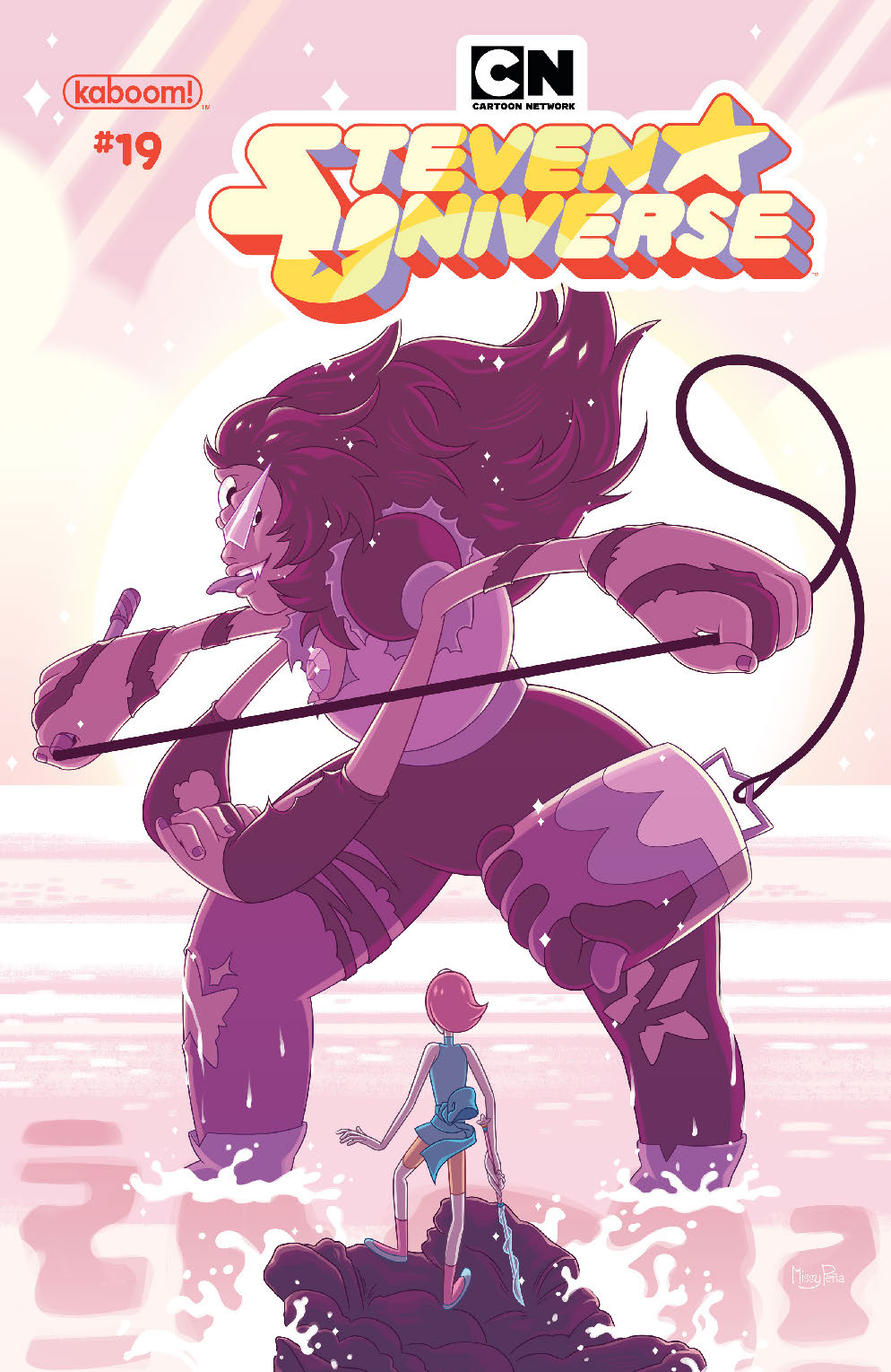 STEVEN UNIVERSE ONGOING #19