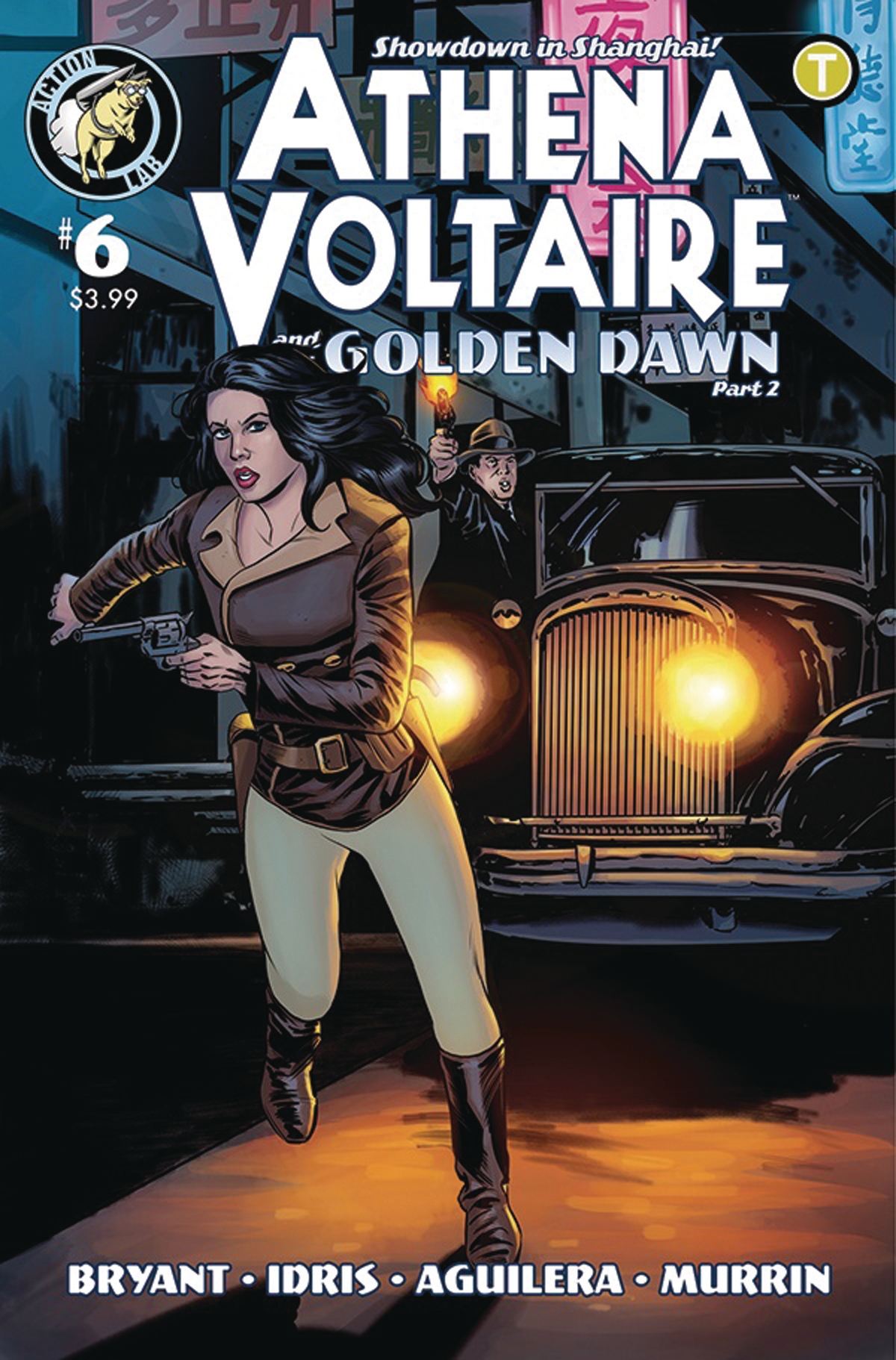 ATHENA VOLTAIRE 2018 ONGOING #6 CVR A BRYANT