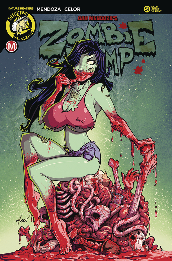 ZOMBIE TRAMP ONGOING #51 CVR C AXEBONE