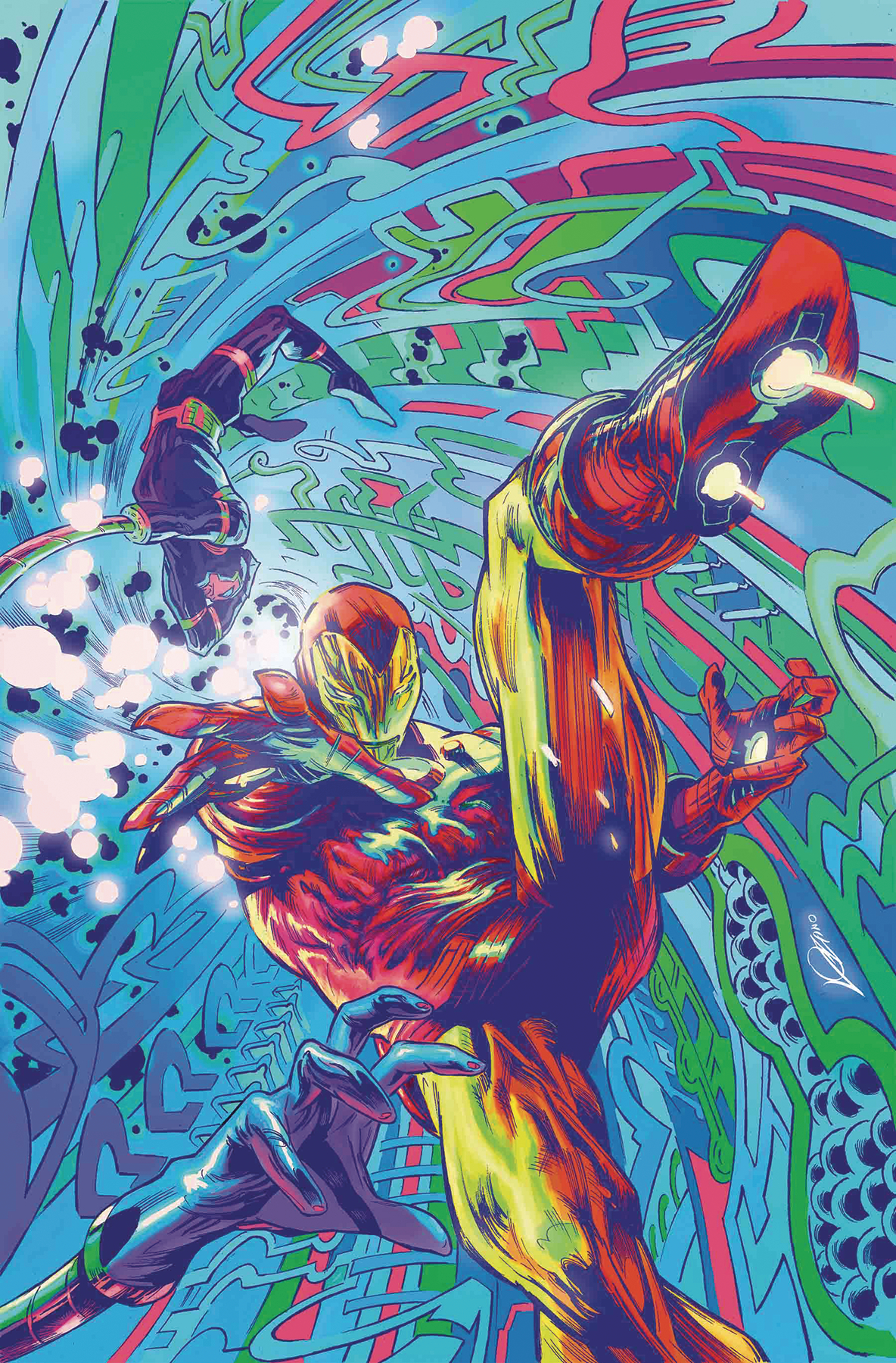 TONY STARK IRON MAN #3