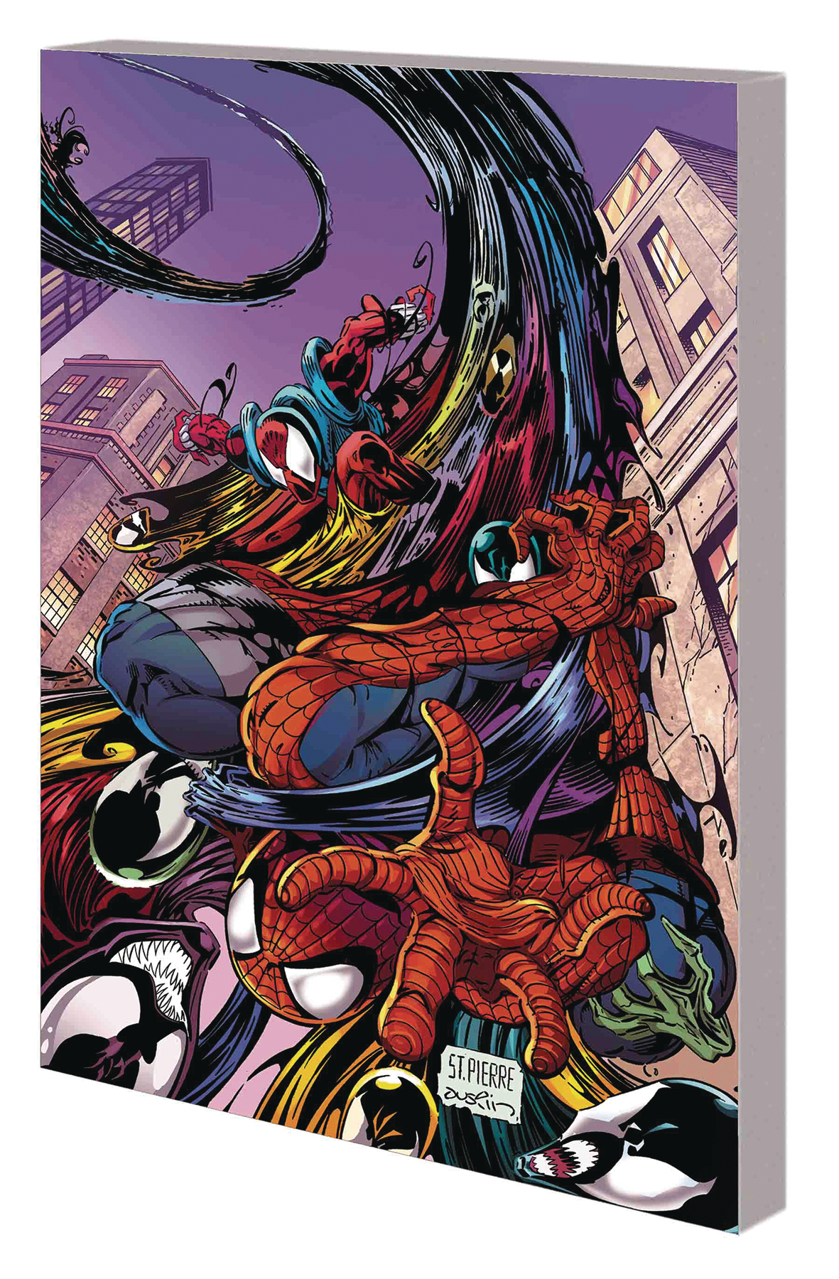 VENOM TP PLANET OF SYMBIOTES