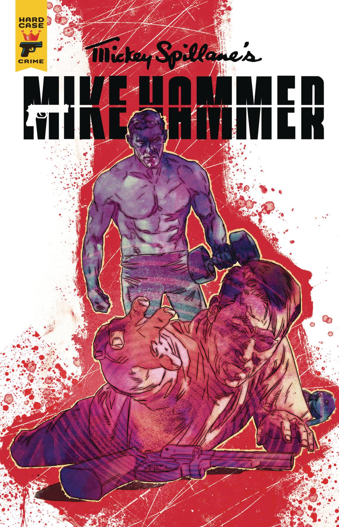 MIKE HAMMER #3 CVR B CHATER