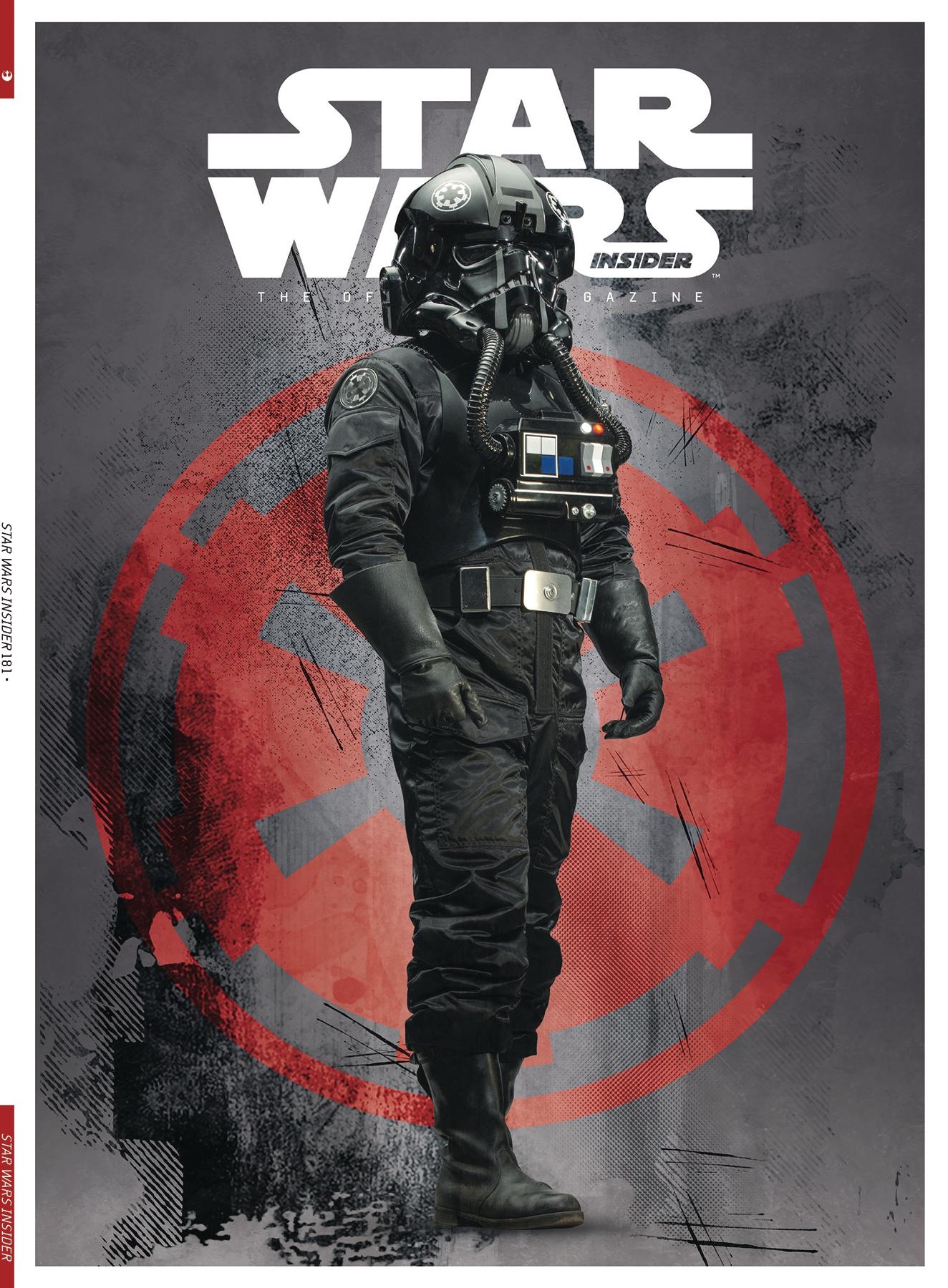 STAR WARS INSIDER #183 PX ED