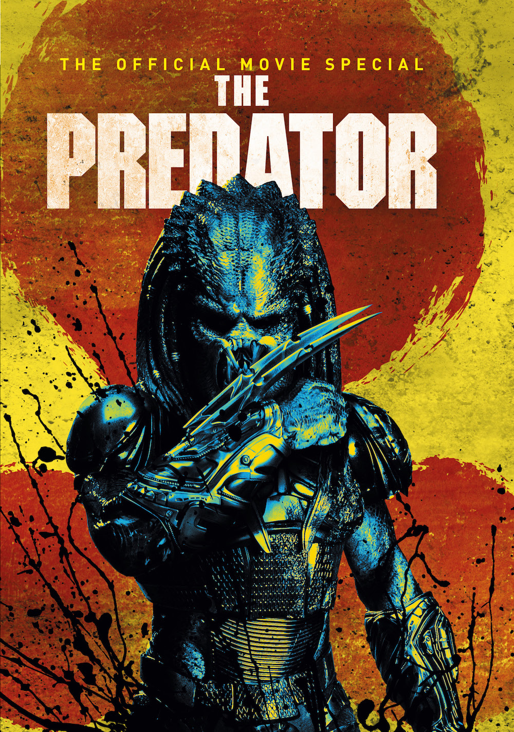 PREDATOR OFFICIAL MOVIE SPECIAL HC